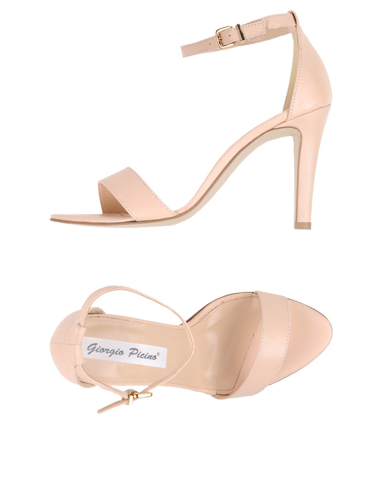 Giorgio Picino Sandalen Damen  11427622HW Gute Qualität beliebte Schuhe