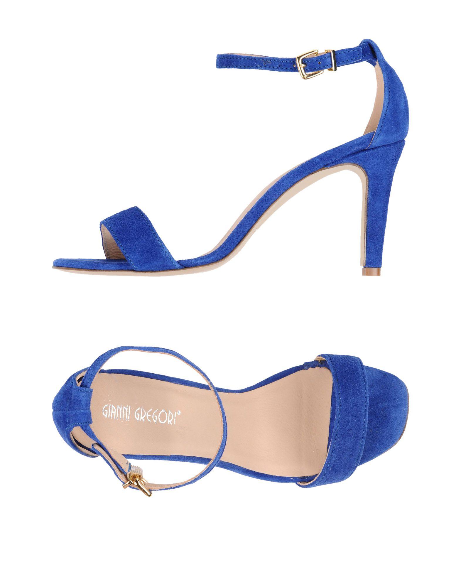 Gianni Gregori® Sandalen Damen  11427631PI Gute Qualität beliebte Schuhe
