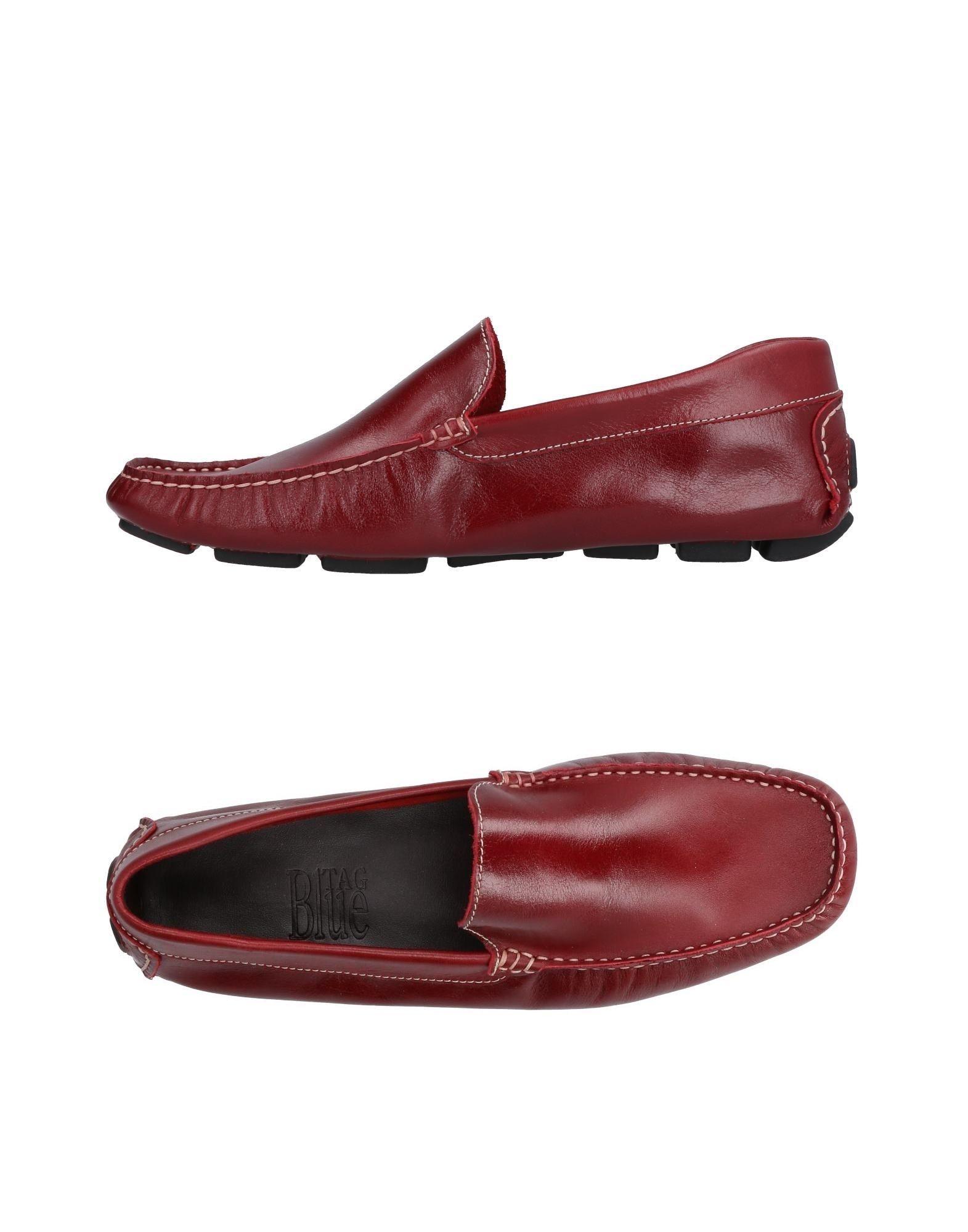 Blue Tag Mokassins Herren  11427703EC Neue Schuhe
