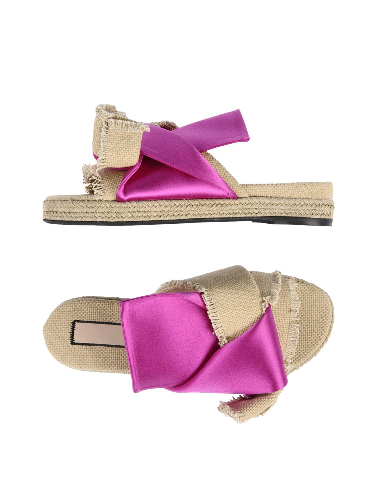 N° 21 Sandals - Women N° 21 Canada Sandals online on  Canada 21 - 11427991MJ bf3423