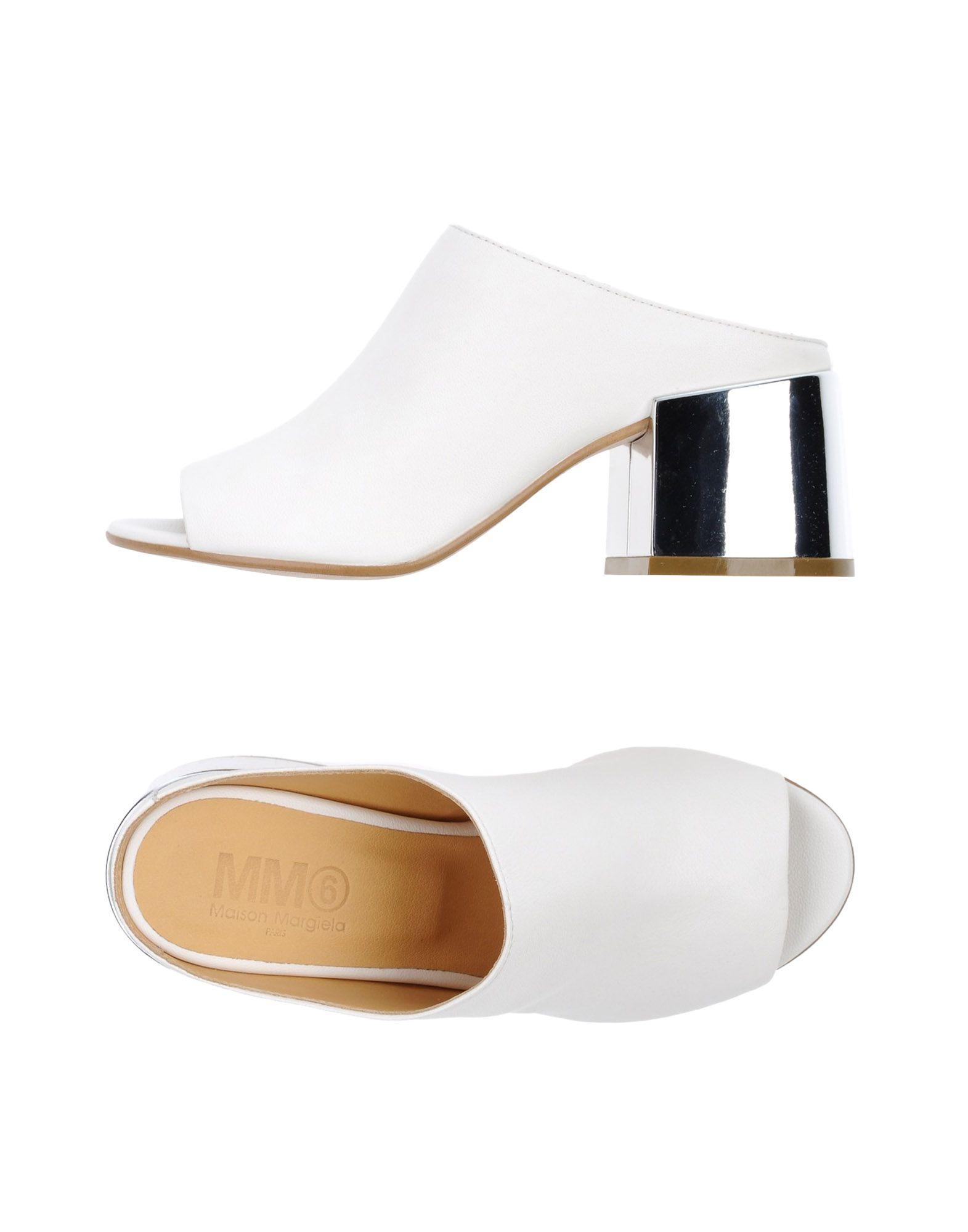 Mm6 Maison Margiela Sandalen Damen  11428042PF Neue Schuhe