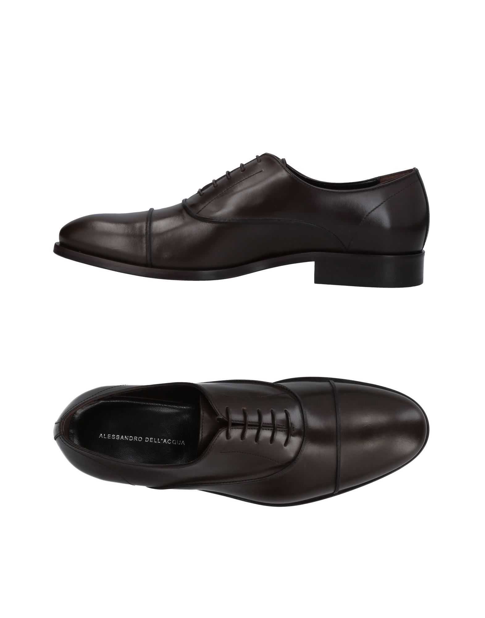Alessandro Dell'acqua Schnürschuhe Herren  11428110FU Gute Qualität beliebte Schuhe