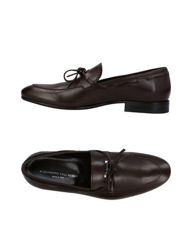 Zapatos con descuento Mocasín Alessandro Dell'acqua Dell'acqua Hombre - Mocasines Alessandro Dell'acqua Dell'acqua - 11428121FQ Beige 95f0a4