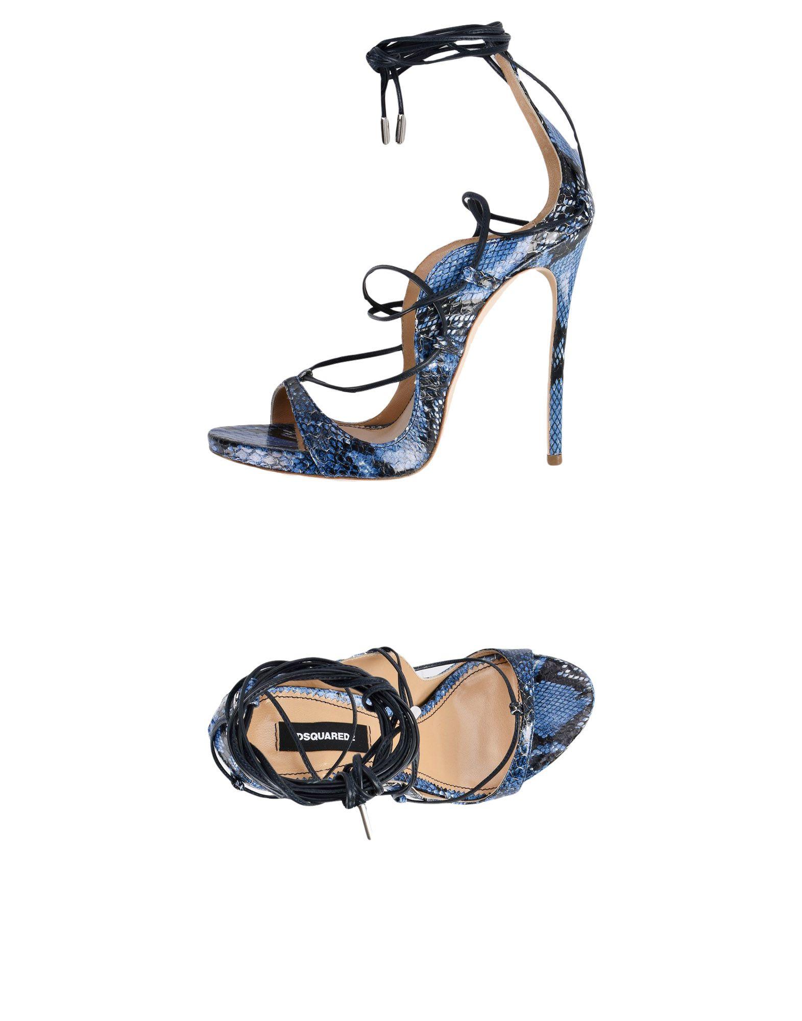 Dsquared2 Sandalen Damen  11428155KHGünstige gut aussehende Schuhe