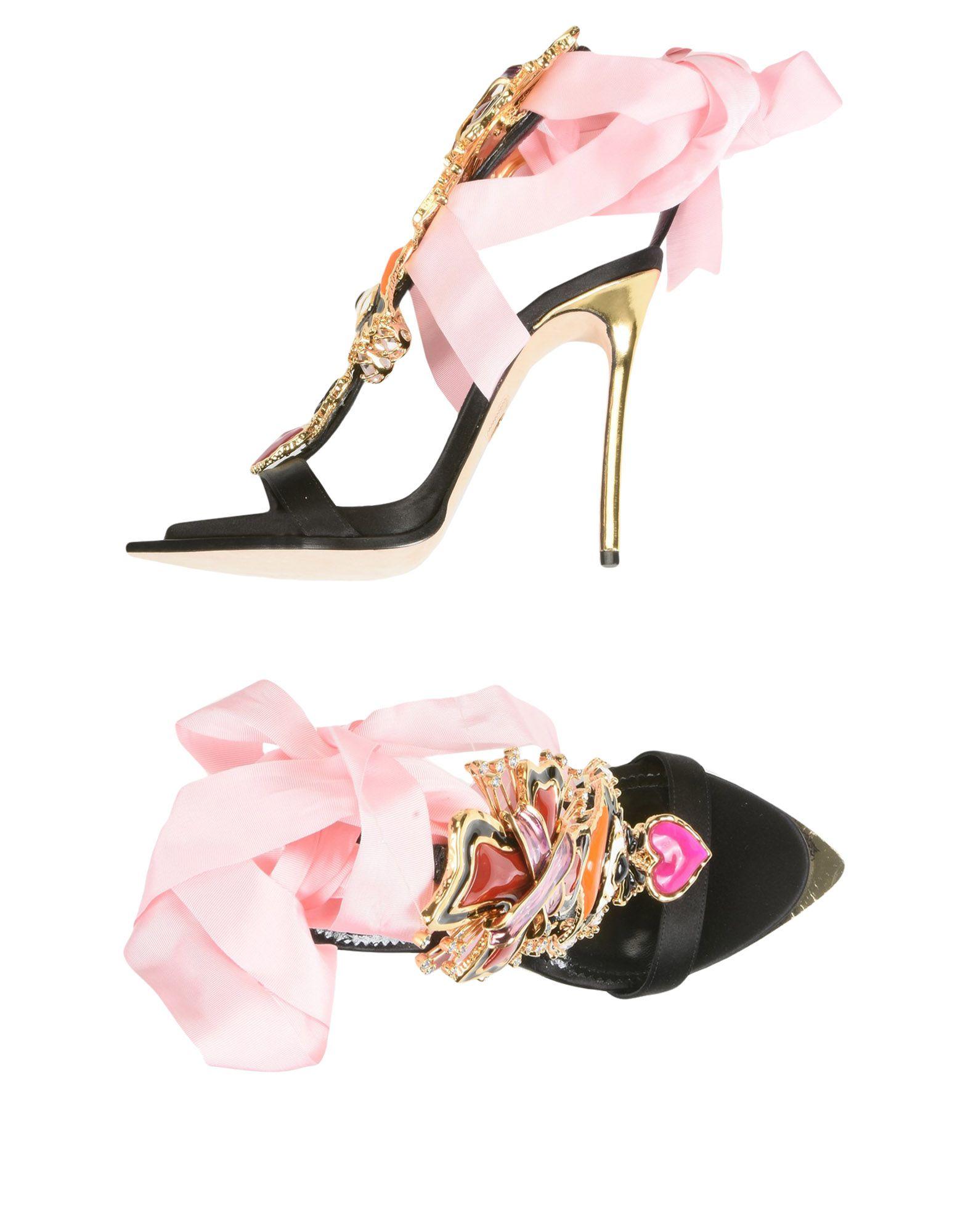 Dsquared2 Sandalen Damen  11428174IMGünstige gut aussehende Schuhe