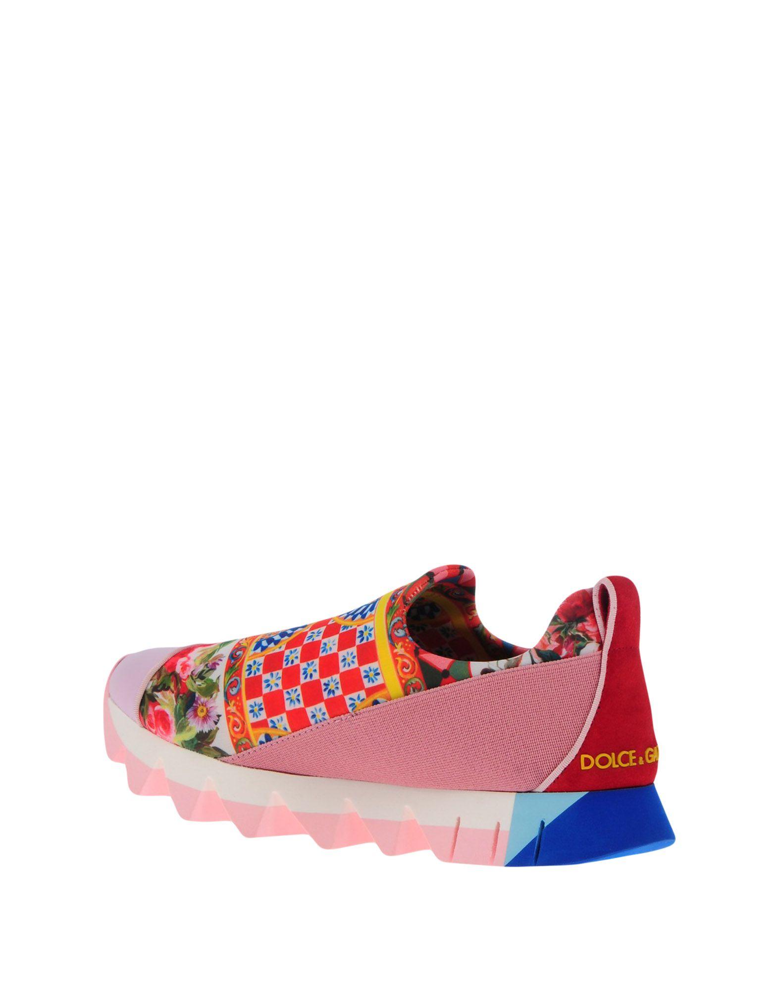 Dolce & Gabbana Sneakers Damen  11428180RNGünstige gut aussehende Schuhe