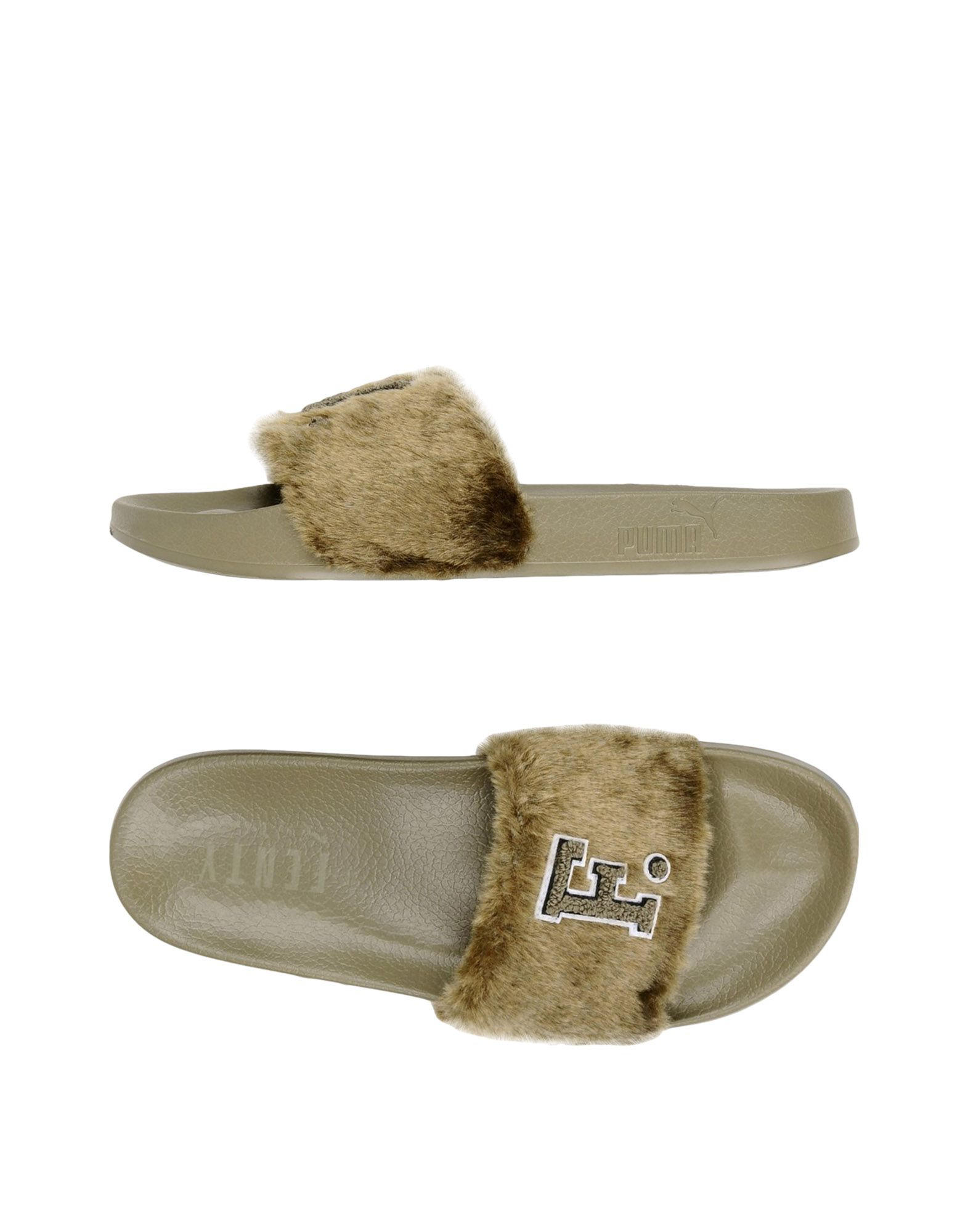 Rabatt echte Rihanna Schuhe Fenty Puma By Rihanna echte Leadcat Fenty Fu Fur  11428196TB 46c5be