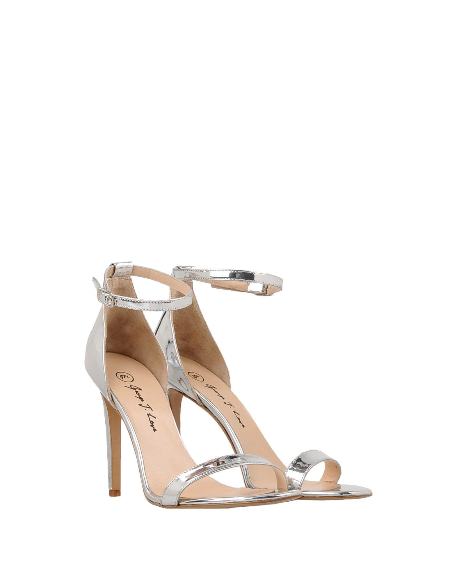 George J. 11428275IH Love Sandalen Damen  11428275IH J. Gute Qualität beliebte Schuhe fe3b22