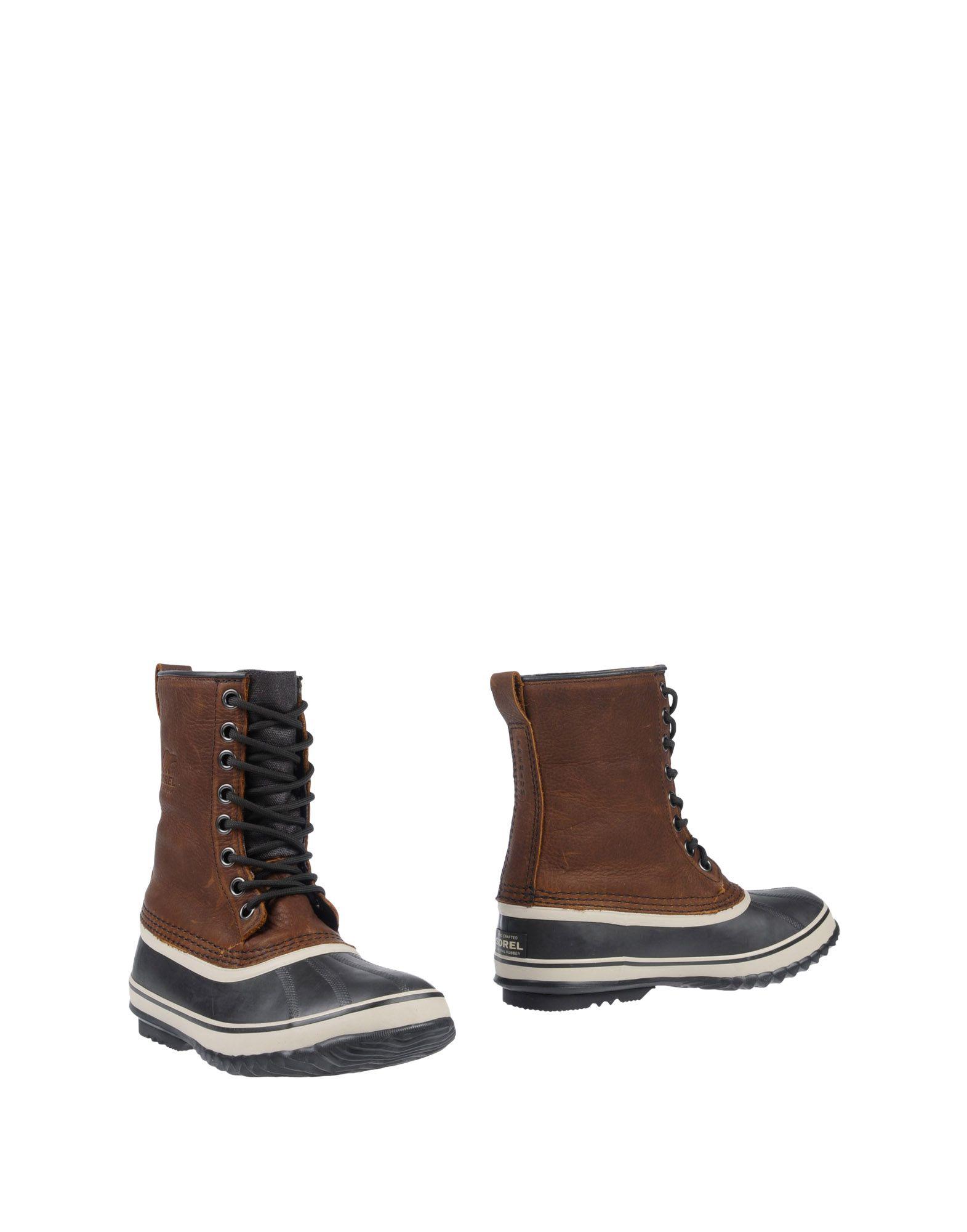 Rabatt echte Schuhe Sorel Stiefelette Herren  11428293CB