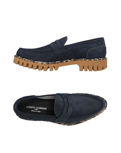 Zapatos con descuento Mocasín Alberto Guardiani Hombre - Mocasines Alberto Guardiani - 11428297OD Azul oscuro
