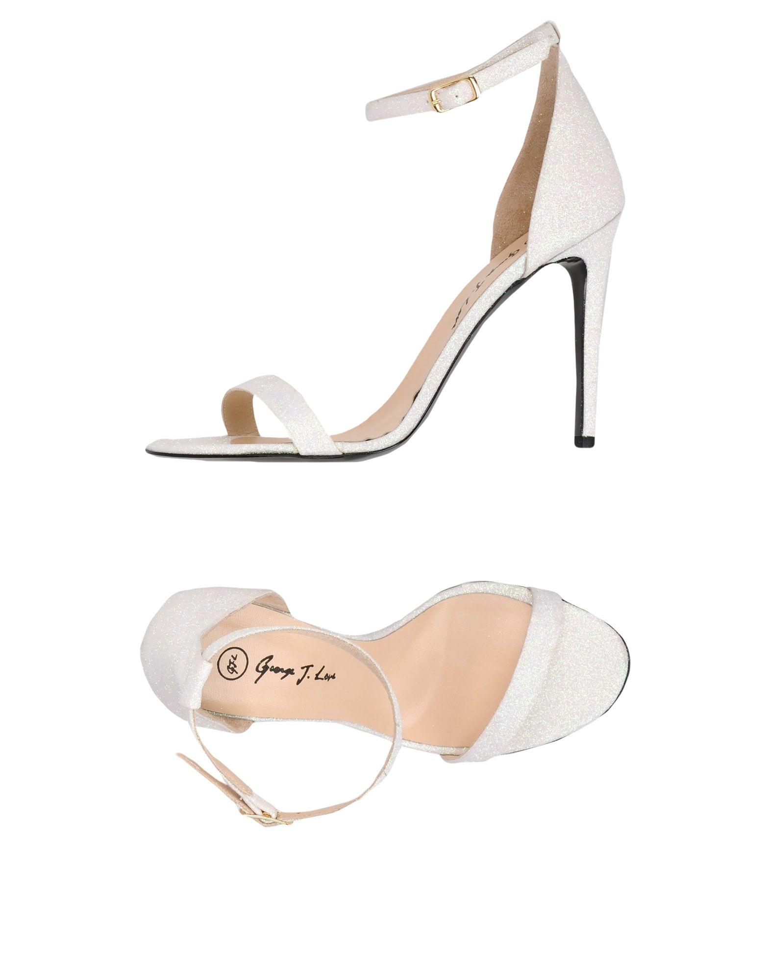 George J. Love Sandalen Damen  11428317JV Gute Qualität beliebte Schuhe