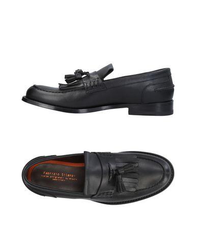 Zapatos con descuento Mocasín Fabrizio Silzi Hombre - Mocasines Fabrizio Silzi - 11428324VA Negro