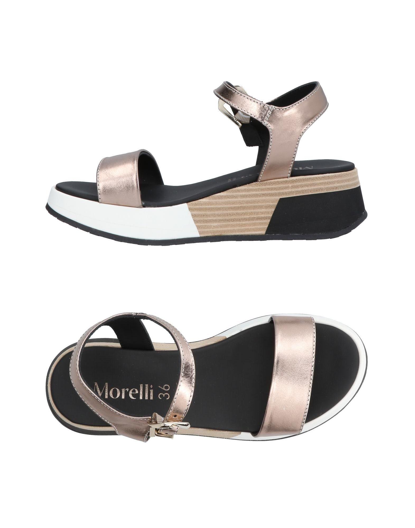 Andrea Morelli Sandalen Damen  11428336NK Gute Qualität beliebte Schuhe