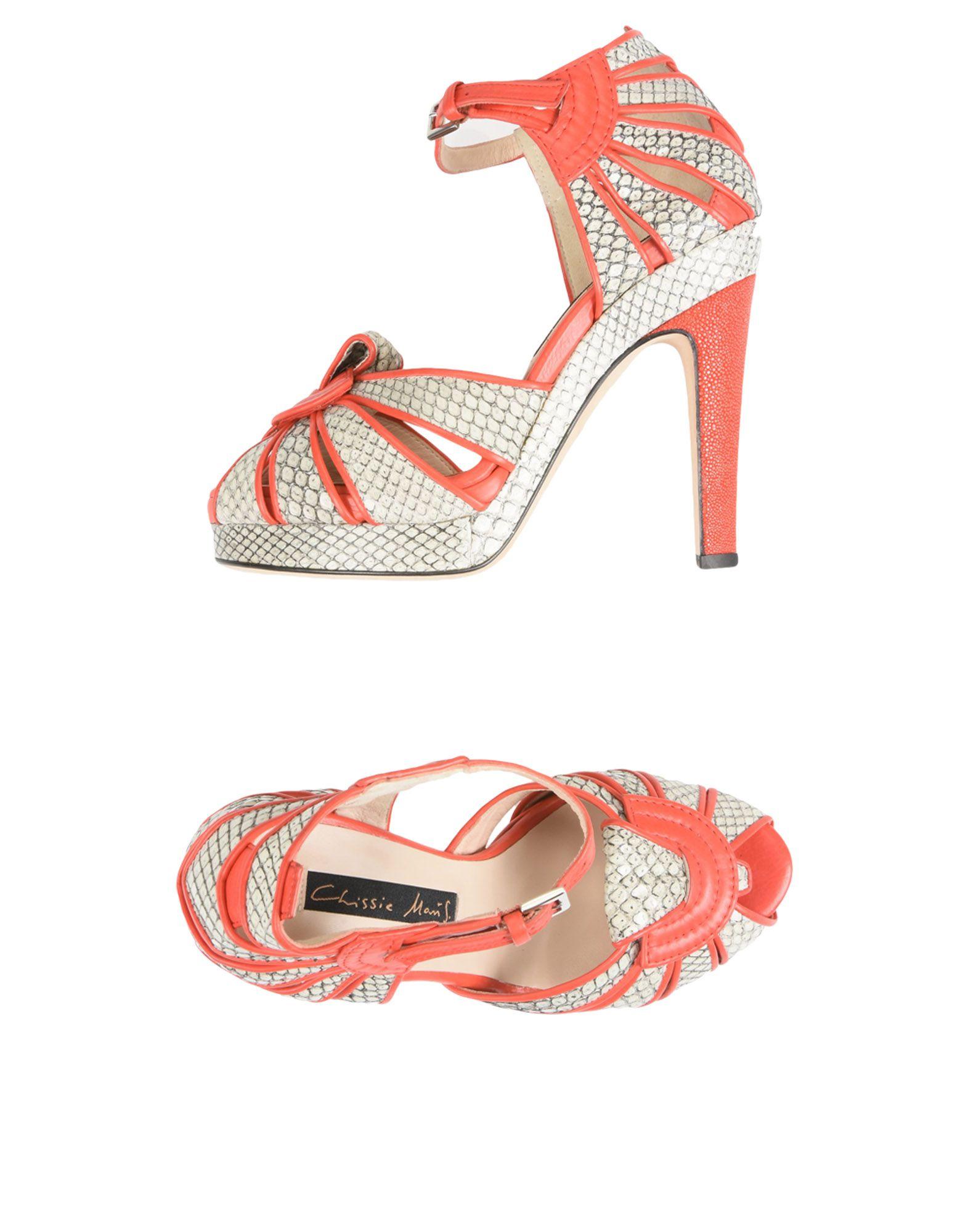 Chrissie Morris Sandalen Damen  11428350FJ Neue Schuhe