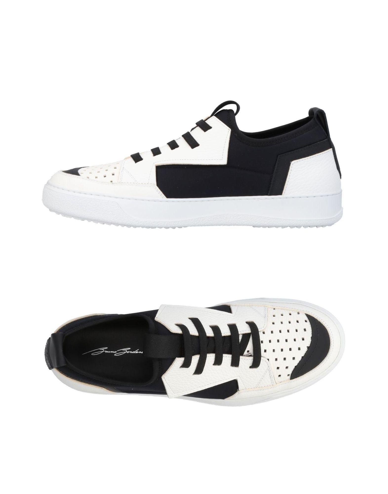 Bruno 11428424LT Bordese Sneakers Herren  11428424LT Bruno c4158c