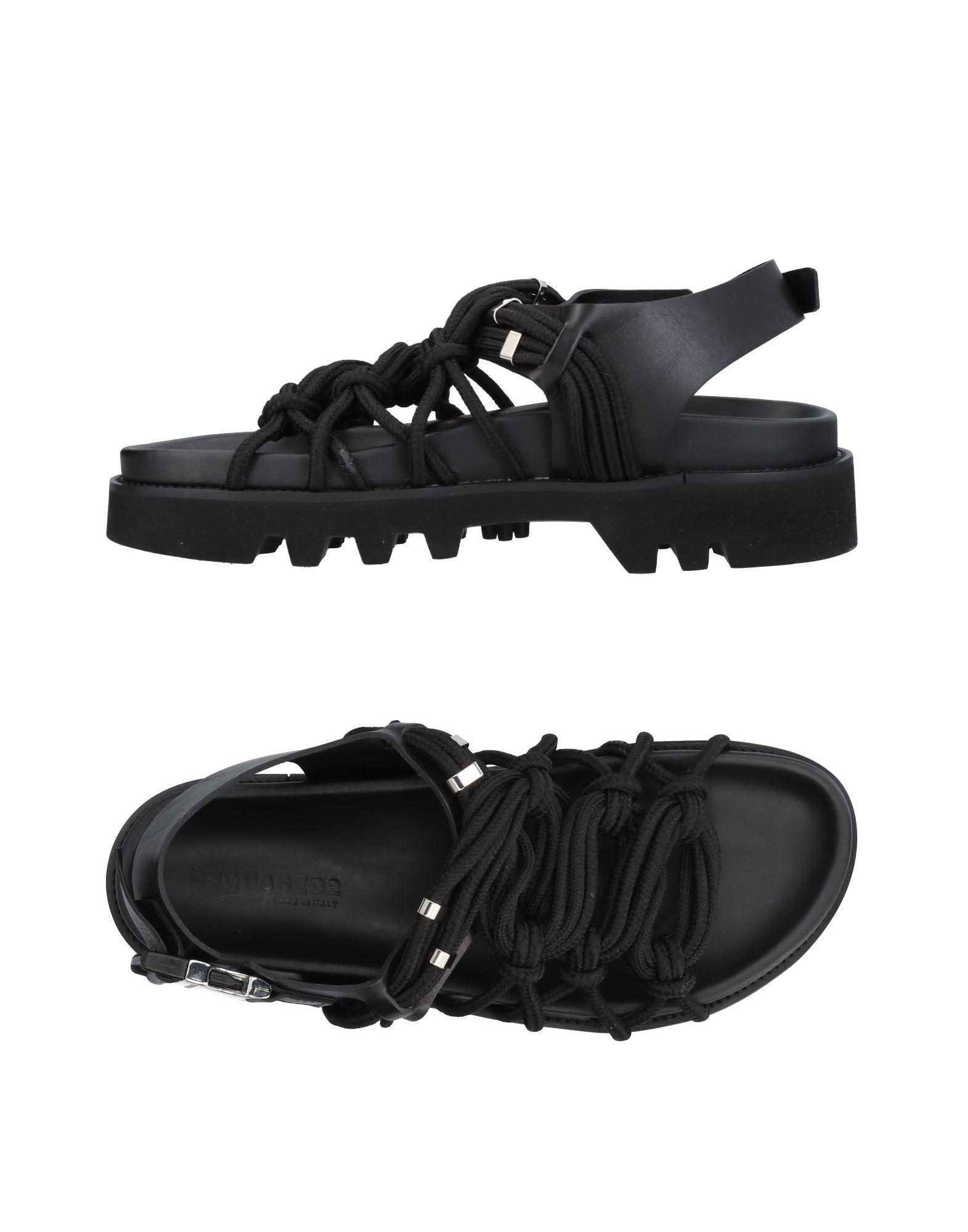 Dsquared2 Sandalen Herren  11428426XW Gute Qualität beliebte Schuhe