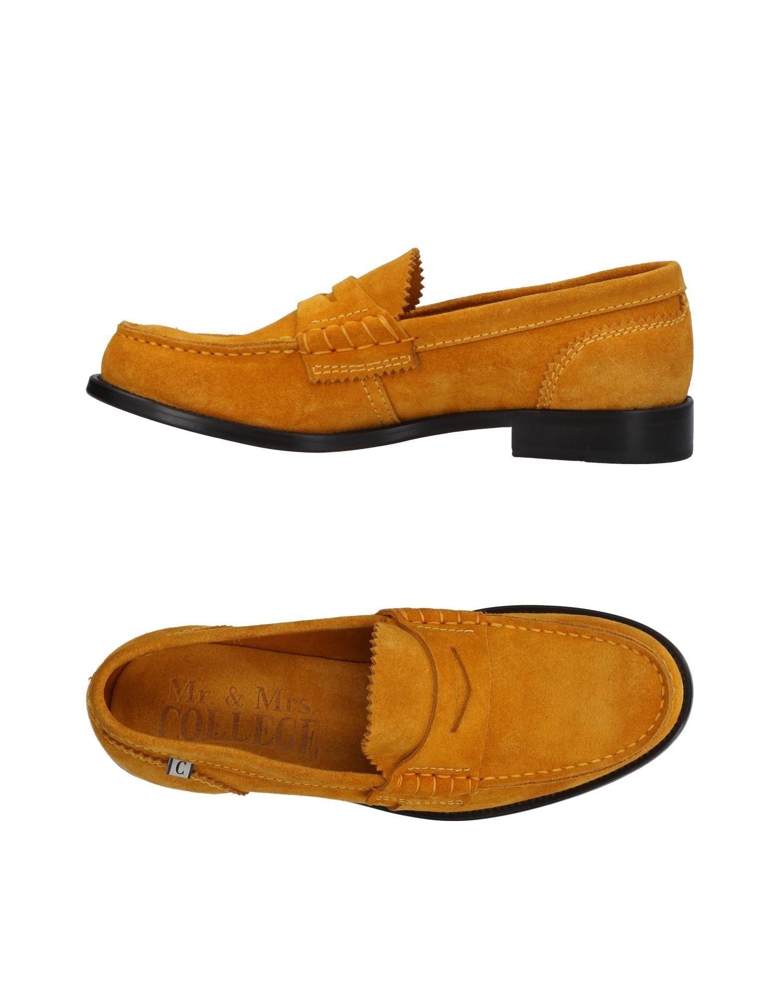 Mr. & Mrs. College Mokassins Damen  11428475WM Gute Qualität beliebte Schuhe