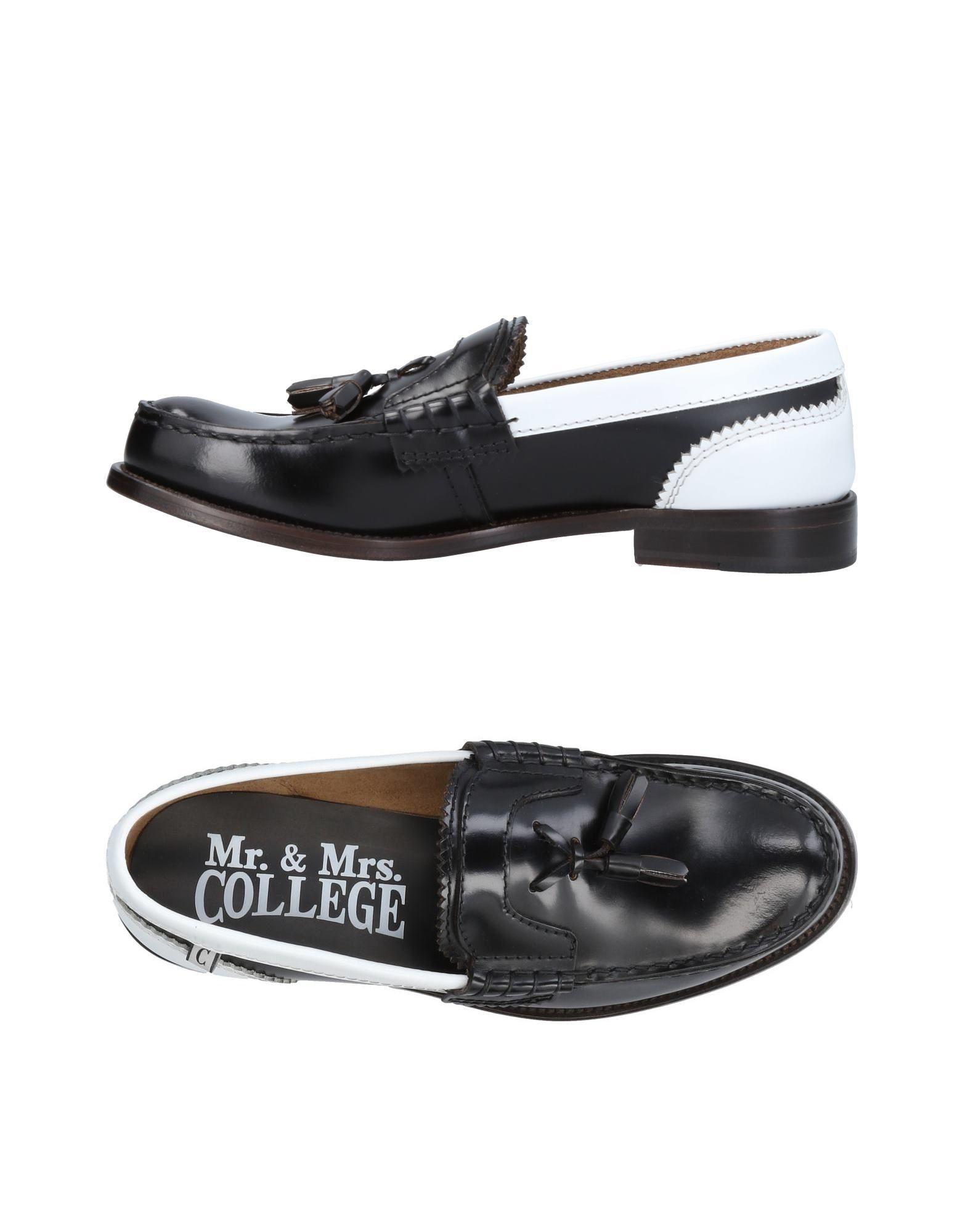 Mr. & Mrs. College Mokassins Damen beliebte  11428485MM Gute Qualität beliebte Damen Schuhe ed3ec7