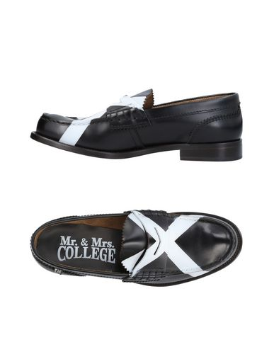 Los hombres zapatos más populares para hombres Los y mujeres Mocasín Mr. & Mrs. College Mujer - Mocasines Mr. & Mrs. College - 11428486DO Negro 5907d2