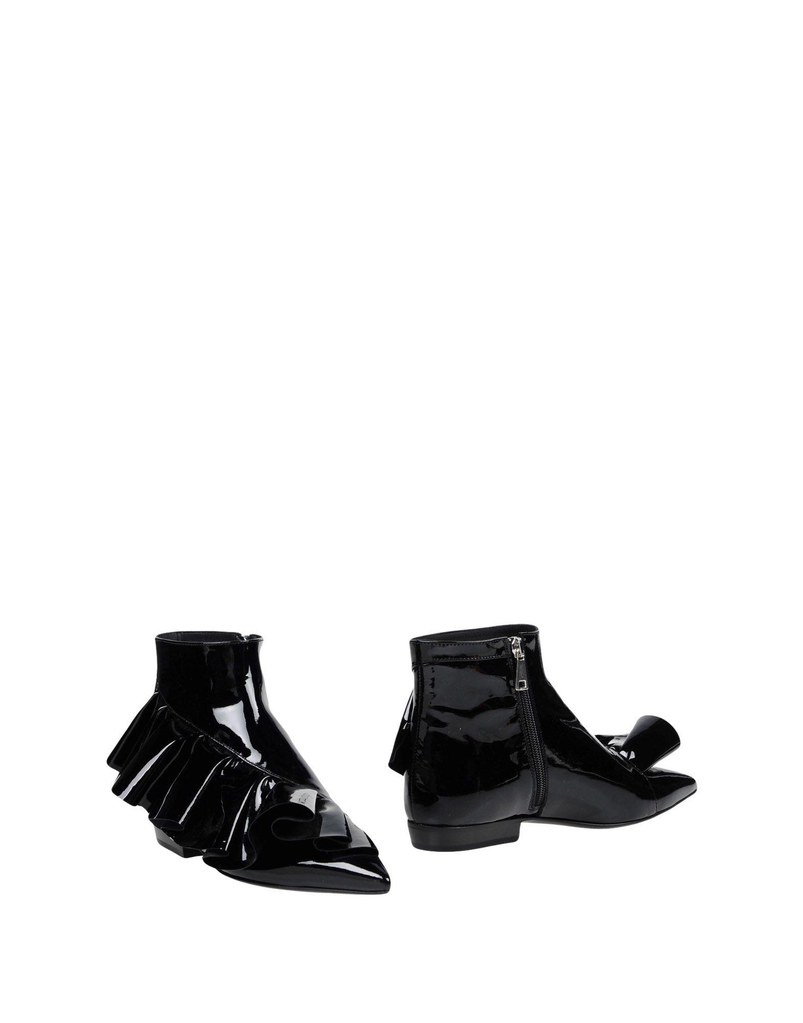 Gut um billige Schuhe zu tragenJ.W.Anderson Stiefelette Damen  11428487NM