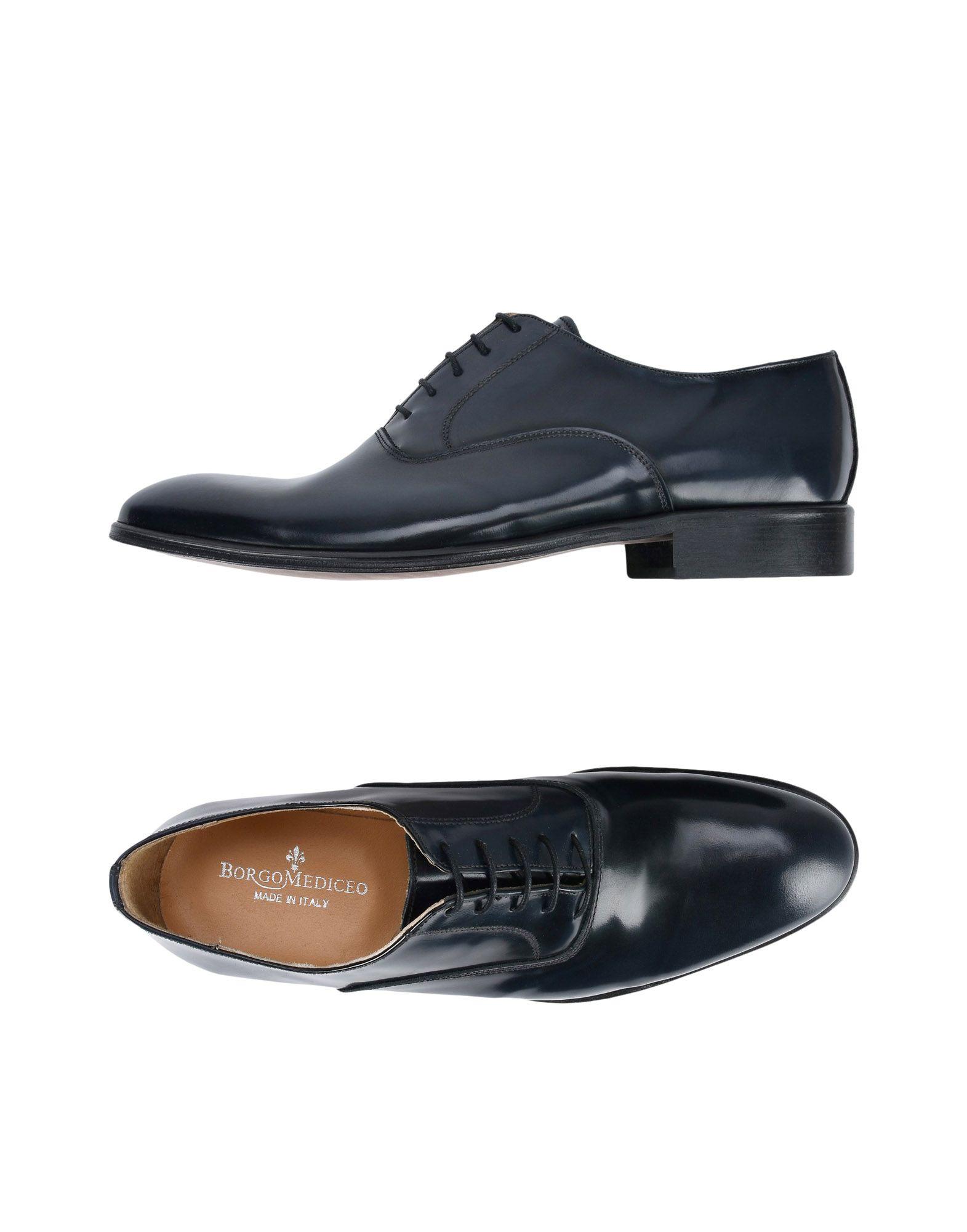 Rabatt echte Schuhe Borgo Mediceo Schnürschuhe Herren  11428504CD