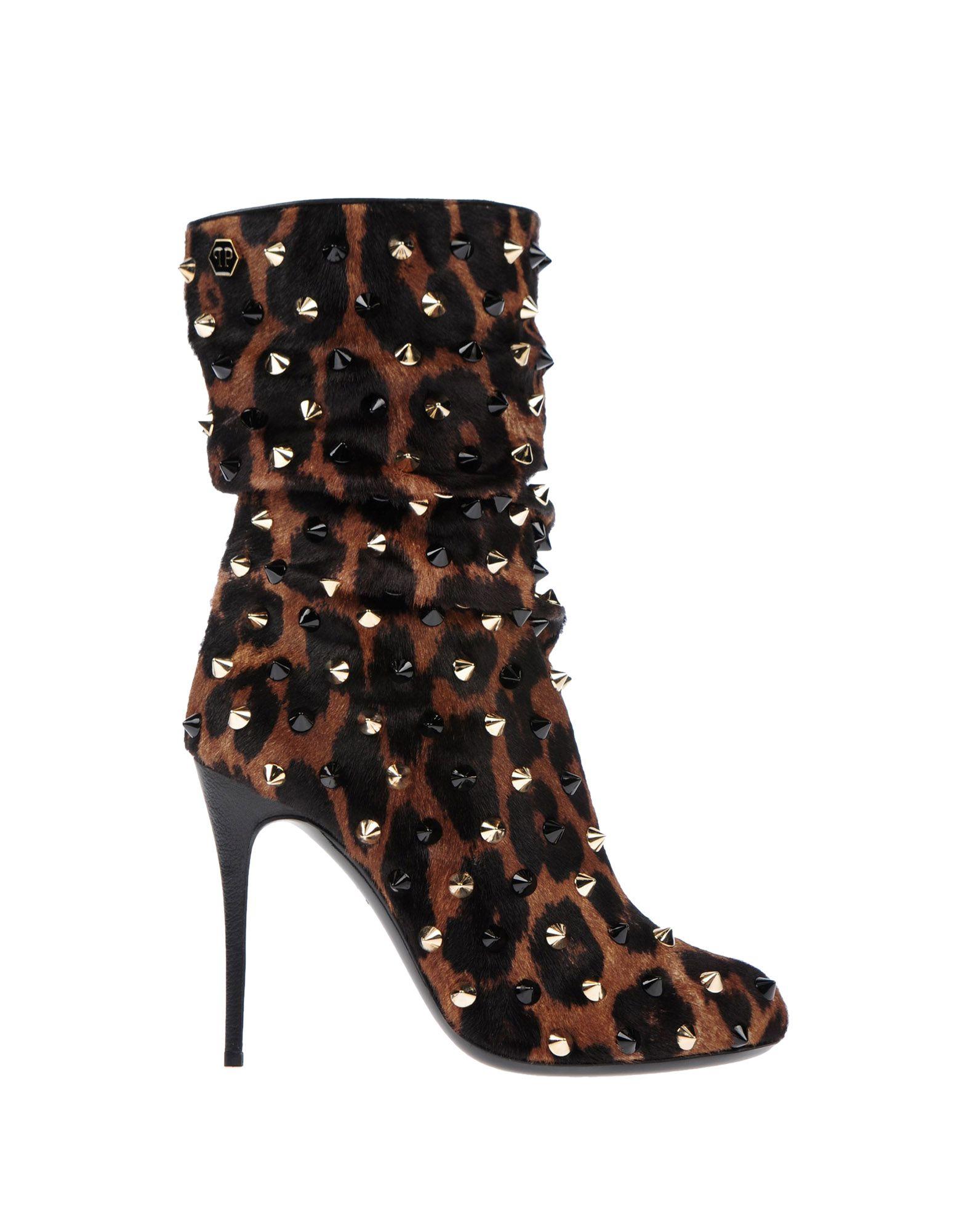 Philipp Plein Stiefelette Damen  11428649NQGünstige gut aussehende Schuhe