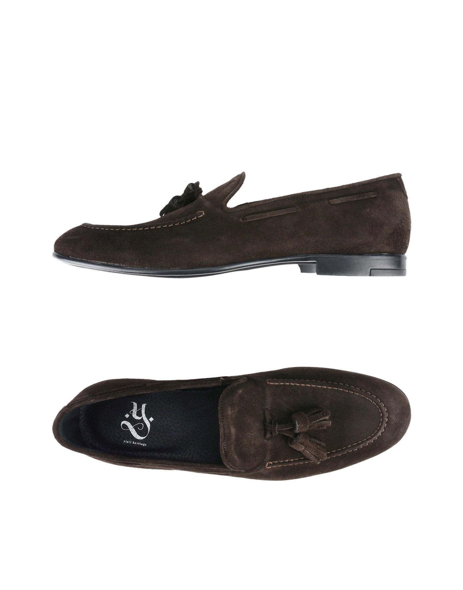 Rabatt echte Schuhe Ylati Heritage Mokassins Herren Herren Mokassins  11428657BO afc3ce