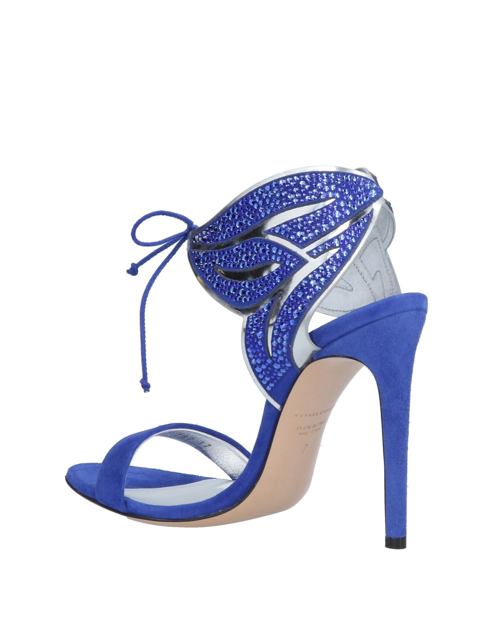Stilvolle billige Schuhe Cesare Casadei Sandalen Damen   Damen 11428676OK 8351e8