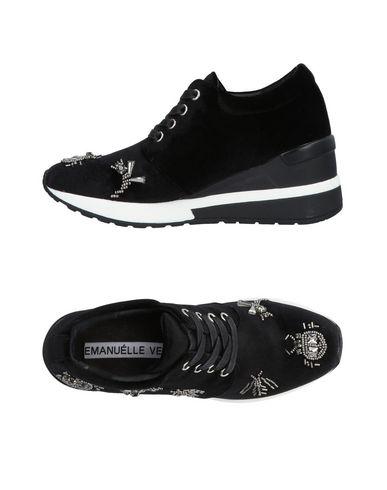 Moda Moda Moda barata y hermosa Zapatillas Emanuélle Vee Mujer - Zapatillas Emanuélle Vee Negro 02b118