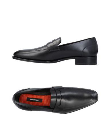 Zapatos con descuento Mocasín Dsquared2 Hombre - Mocasines Dsquared2 - 11428761NK Negro