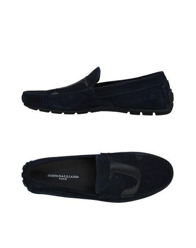 Zapatos con descuento Mocasín John Galliano Hombre - Mocasines John Galliano - 11428828NQ Azul oscuro