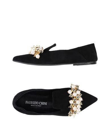 Zapatos de mujer baratos zapatos de mujer Mocasín Fabrizio Chini Mujer - Mocasines Fabrizio Chini   - 11428837SD Negro