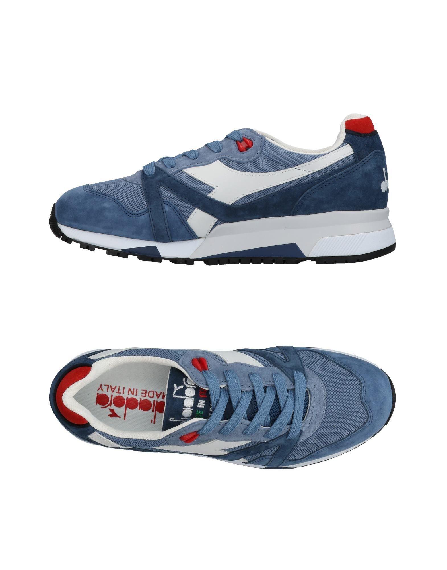 Rabatt echte Schuhe Diadora Sneakers Herren  11428894BR