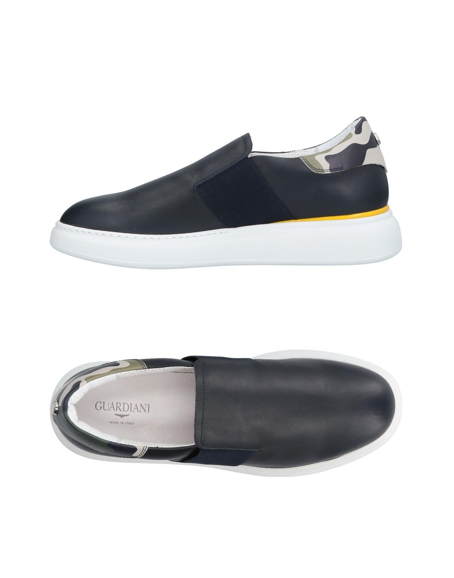 Rabatt echte Schuhe Alberto Guardiani Sneakers Herren  11429248HM