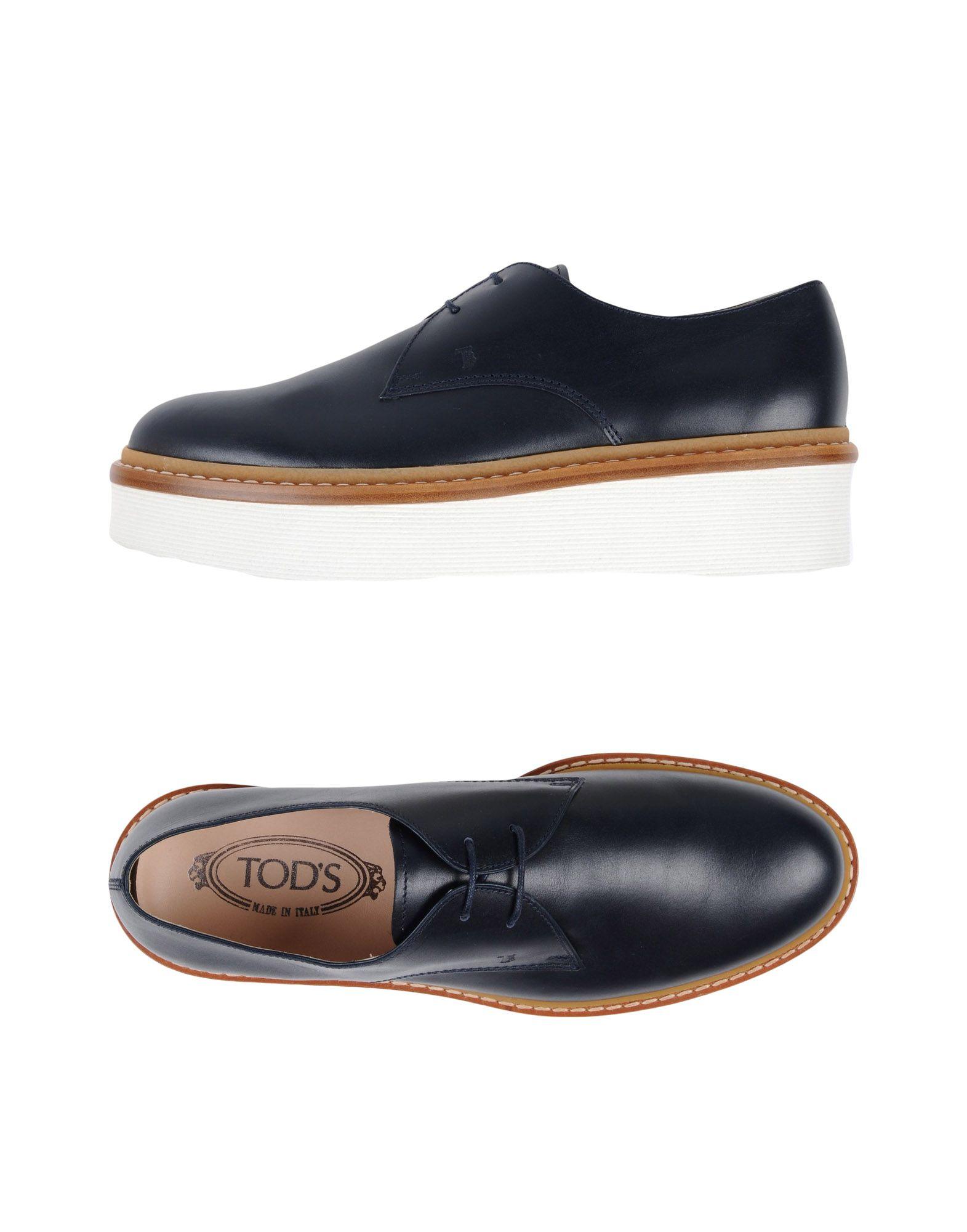 Tod's Schnürschuhe Damen  11429273BVGut aussehende strapazierfähige Schuhe