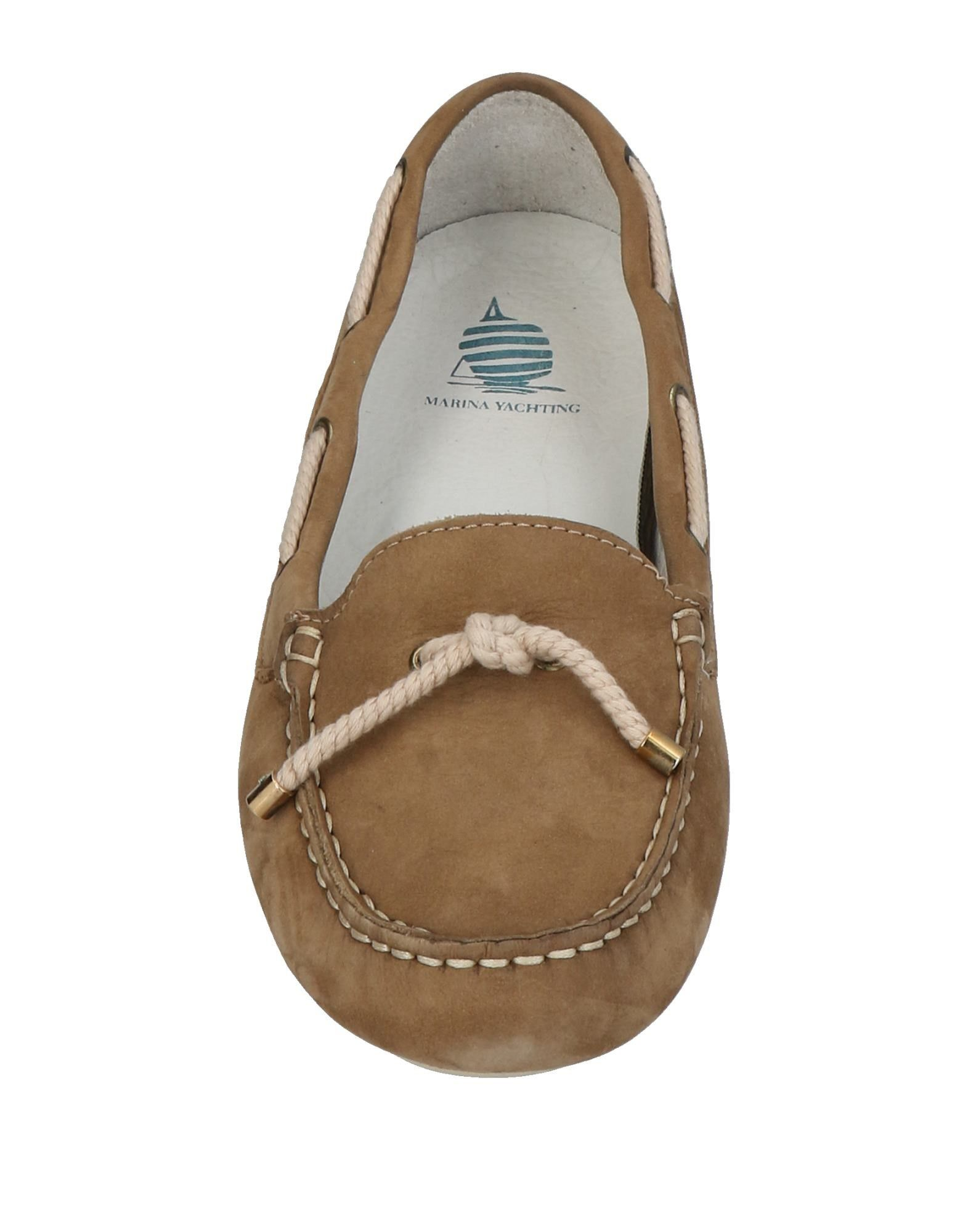 Marina Yachting Mocassins Femme.  Noir (Blk) Dr. Martens 1461 FL W chaussures white  Baskets Basses Homme 5Gy3l