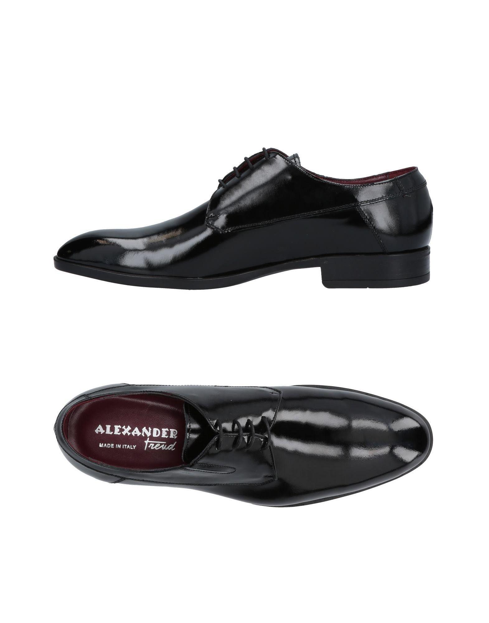 Rabatt echte Schuhe Alexander Trend Schnürschuhe Herren  11429328SD