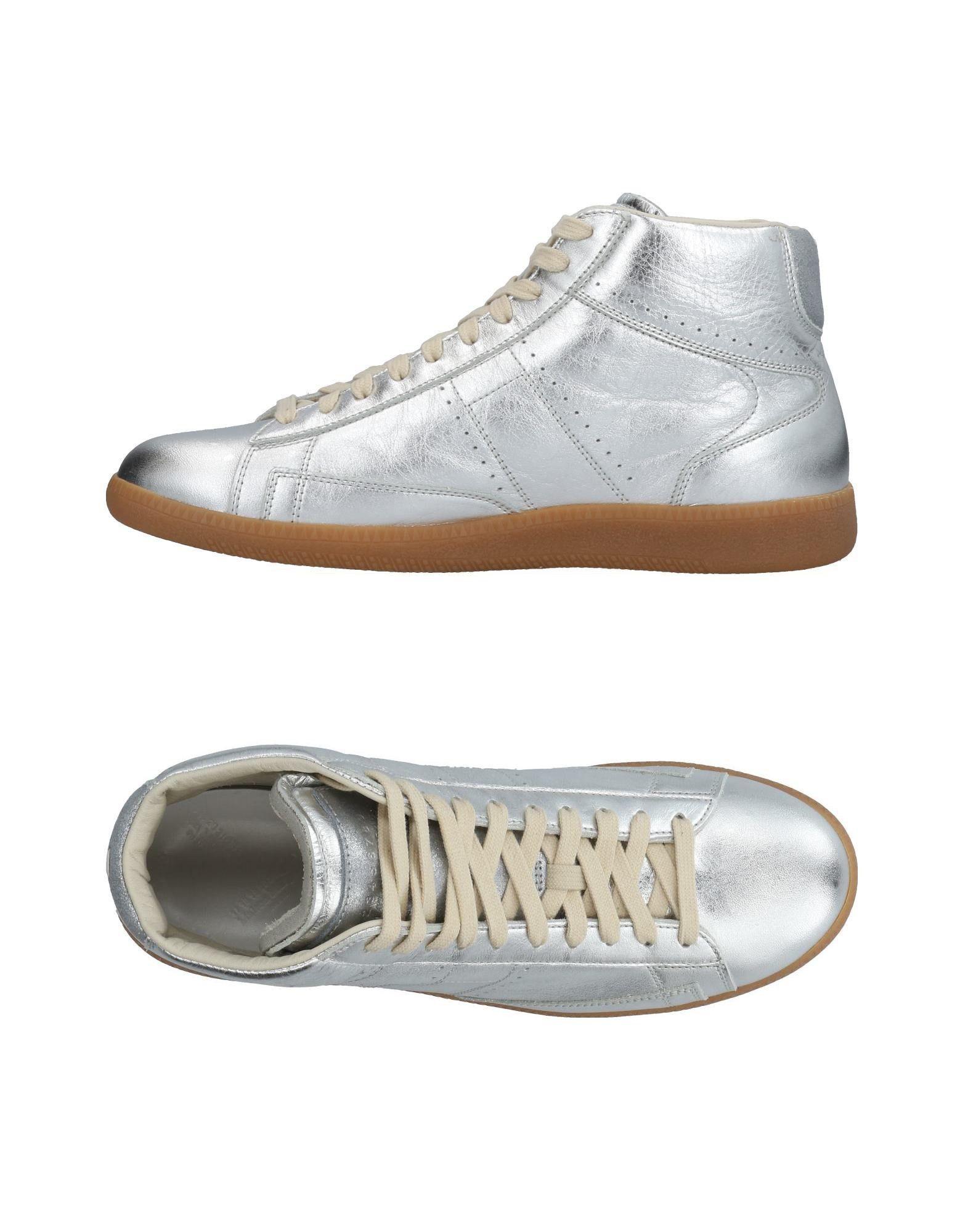 Sneakers Maison Margiela Homme - Sneakers Meilleur Maison Margiela  Argent Meilleur Sneakers modèle de vente d60db5