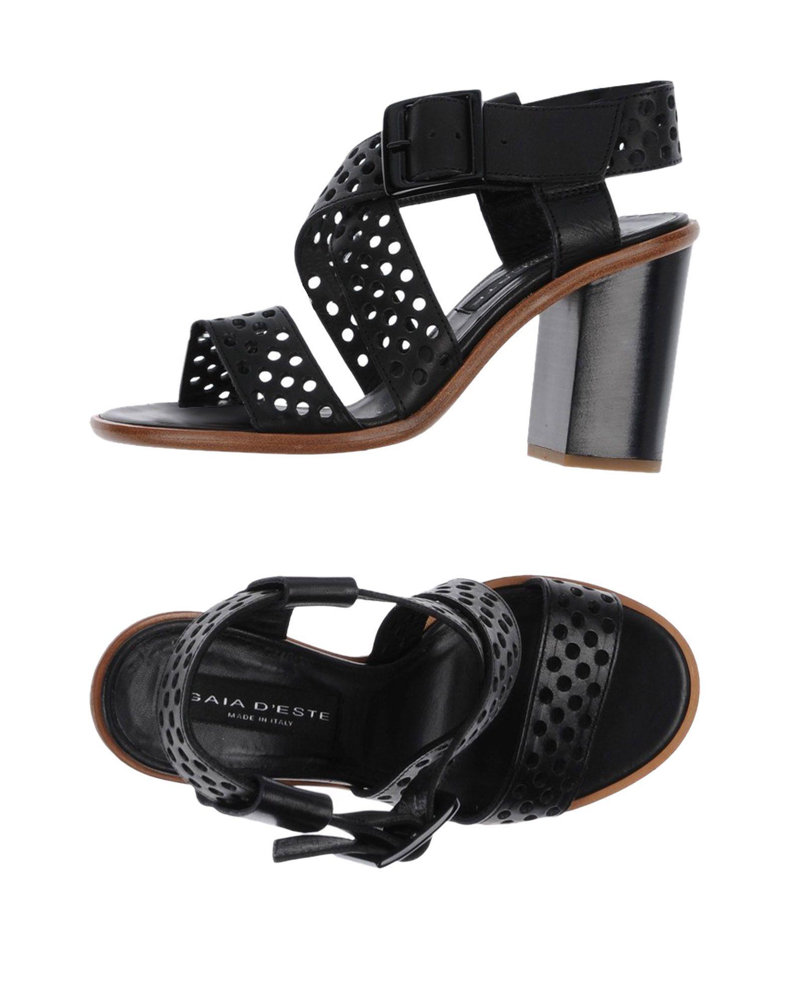 Gaia D'este Sandalen Damen  11429376BF Gute Qualität beliebte Schuhe