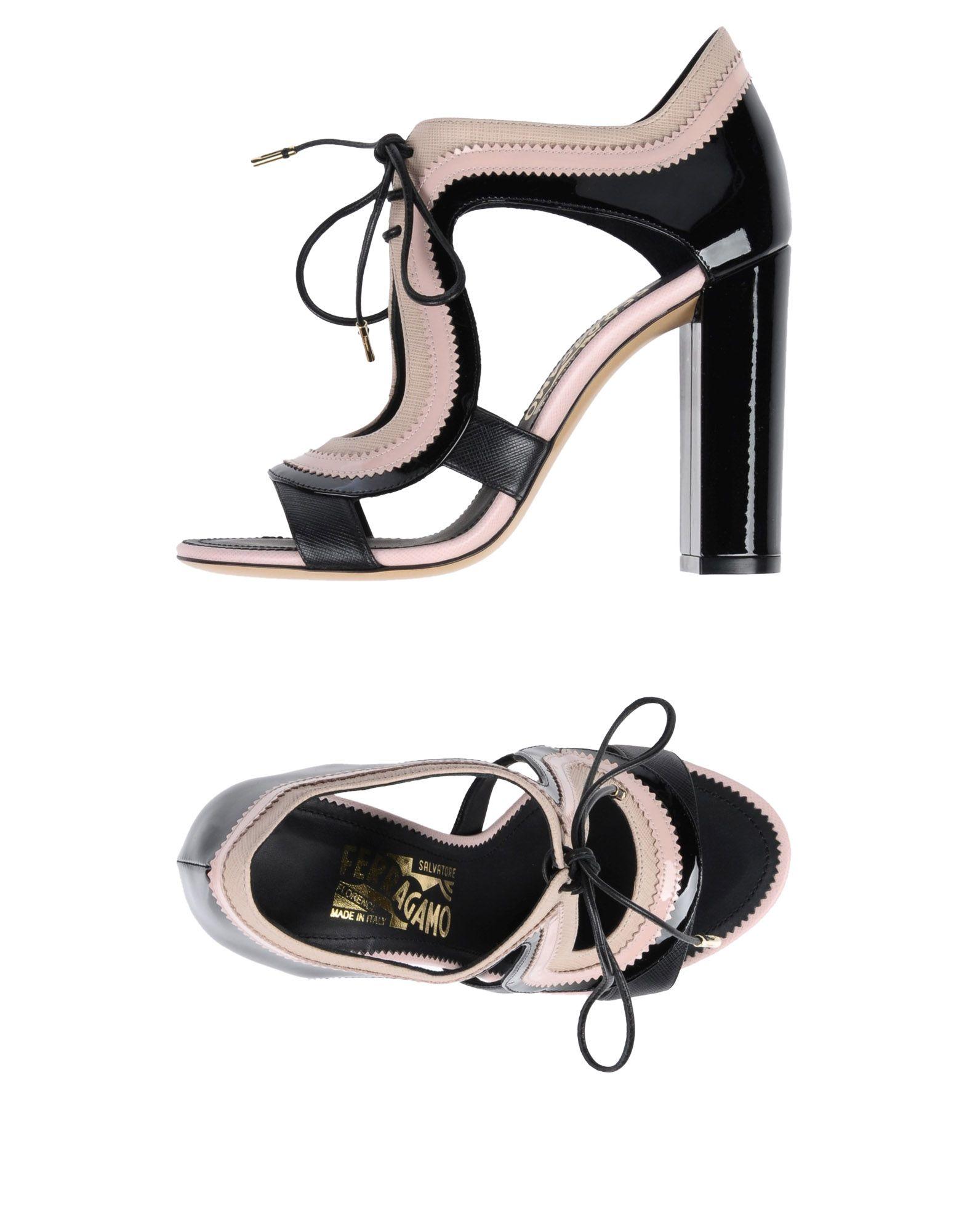Salvatore Ferragamo Sandalen gut Damen  11429395UOGünstige gut Sandalen aussehende Schuhe 328814
