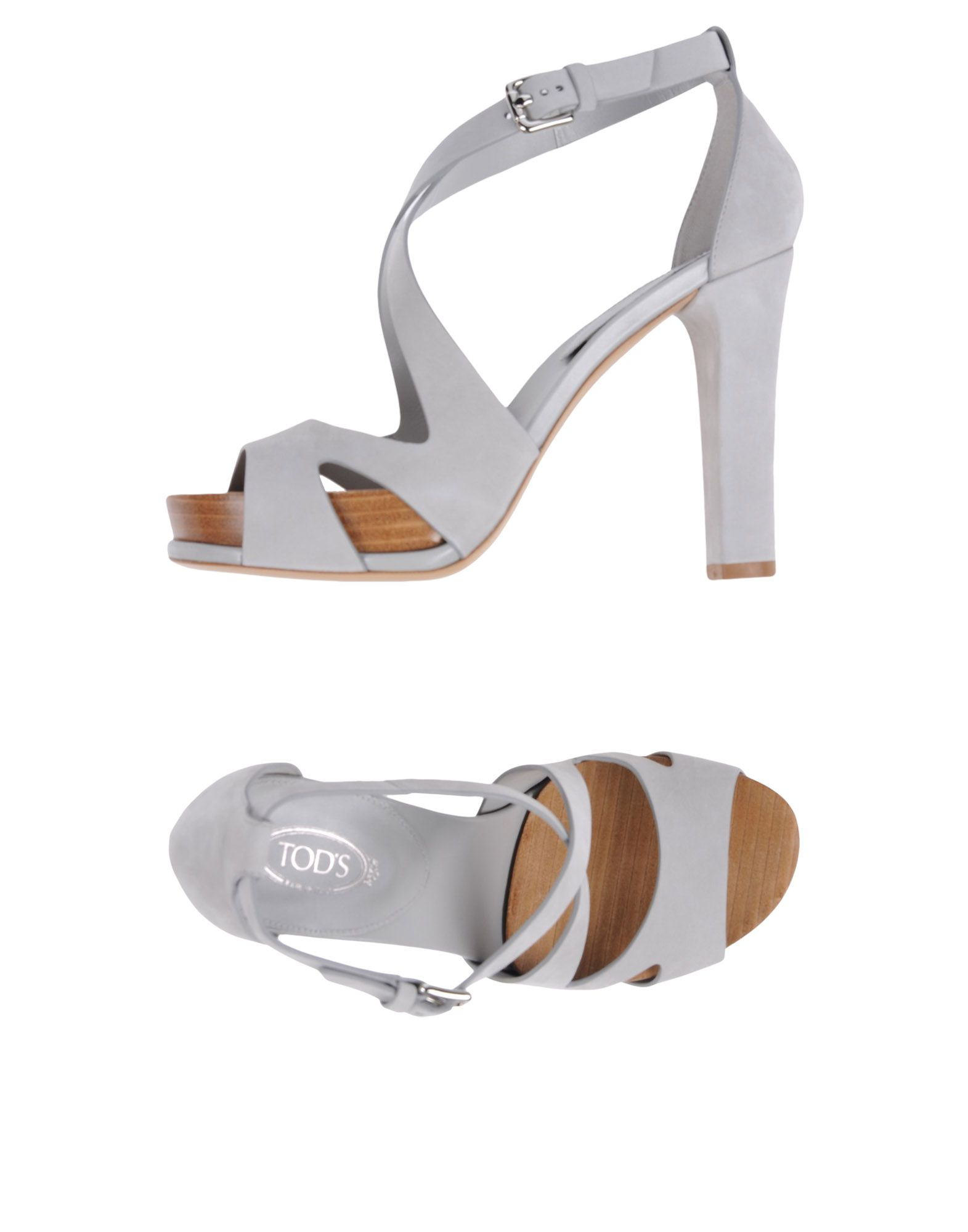 Haltbare Mode billige Schuhe Tod's Sandalen Damen  11429552VI Heiße Schuhe