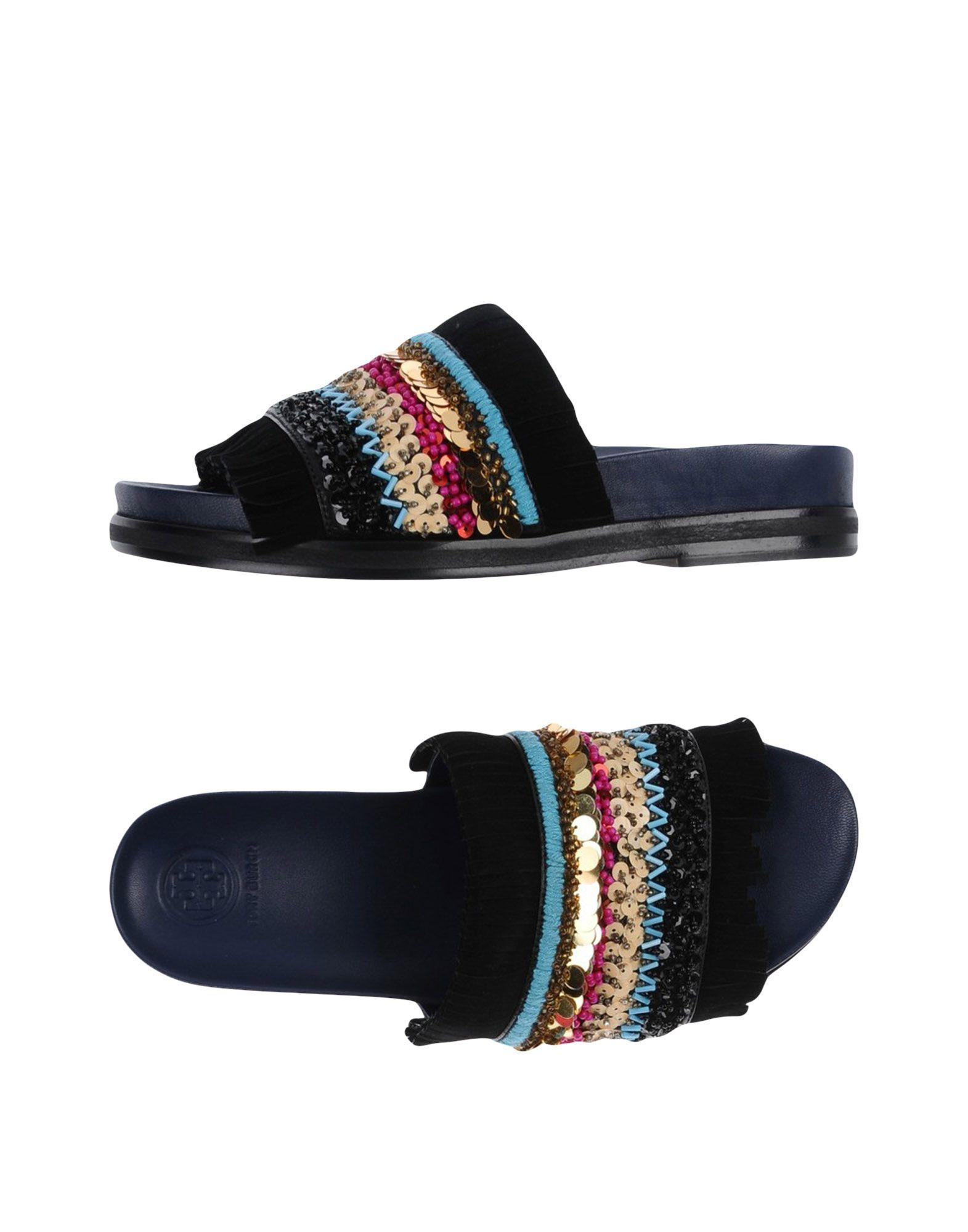 Tory Burch Sandalen Damen  11429568LKGut aussehende strapazierfähige Schuhe