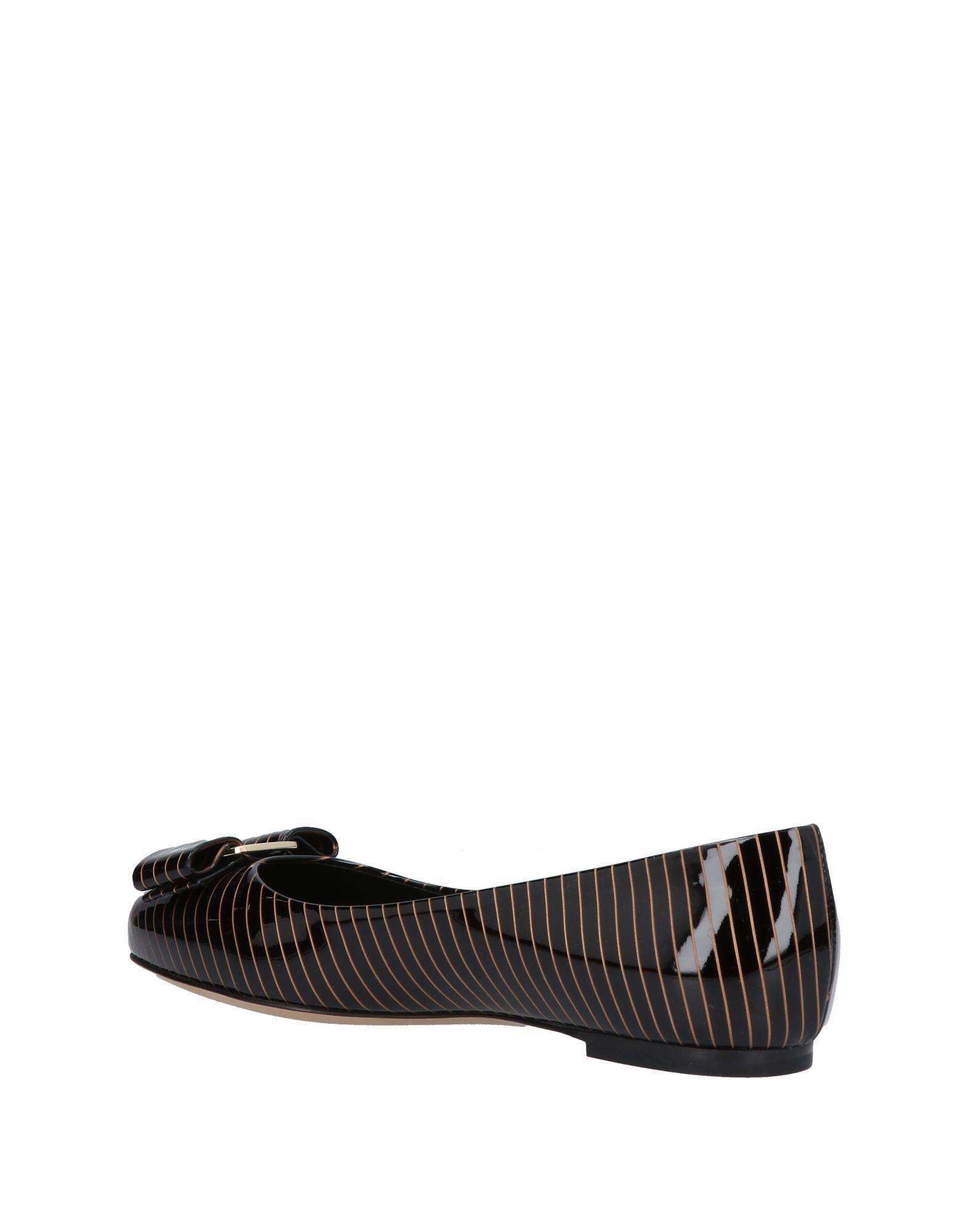 Salvatore Ferragamo Ballerinas Damen  Schuhe 11429613PDGünstige gut aussehende Schuhe  57ce2b