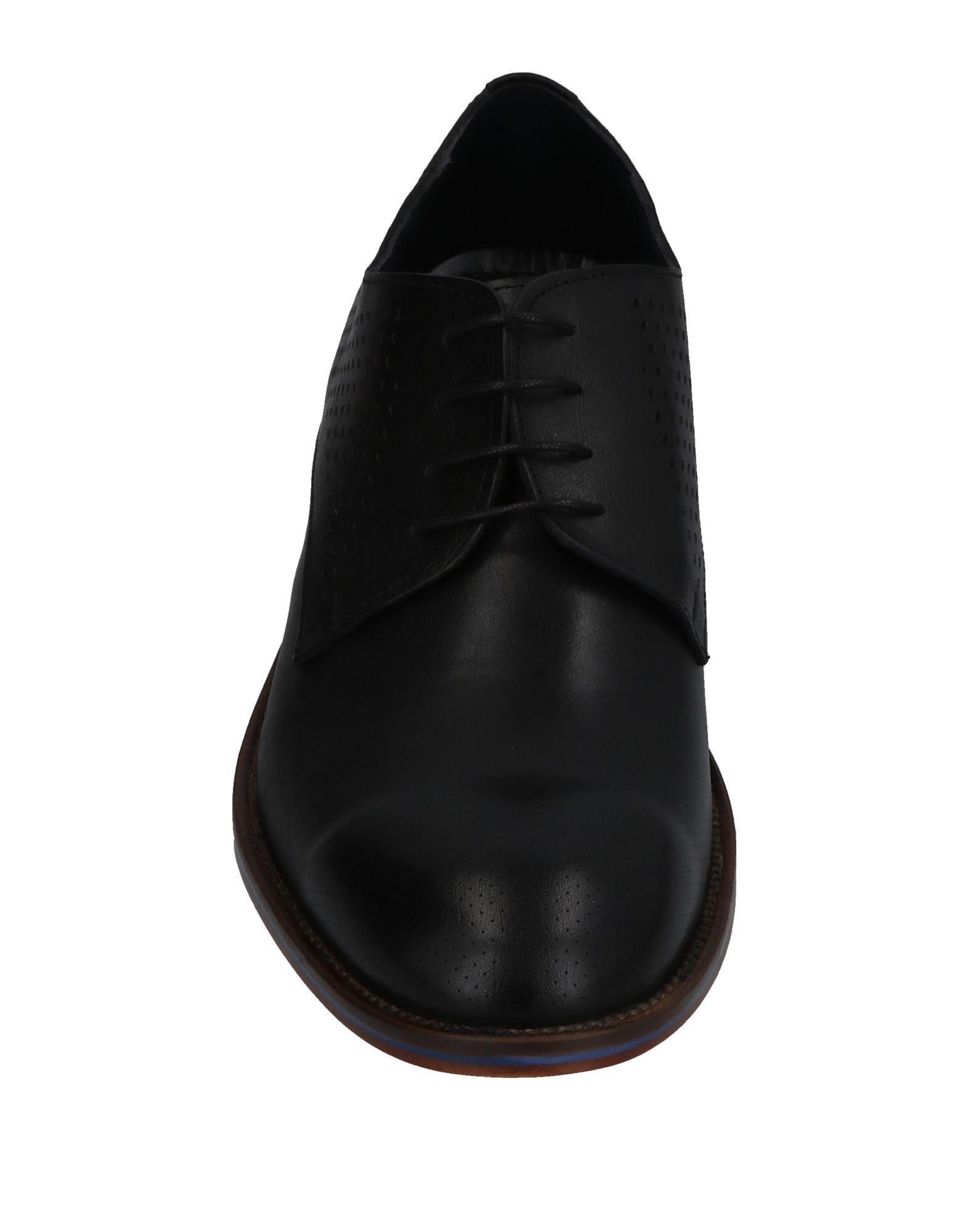 Rabatt echte Schuhe Bagatt Schnürschuhe Herren  11429614UX
