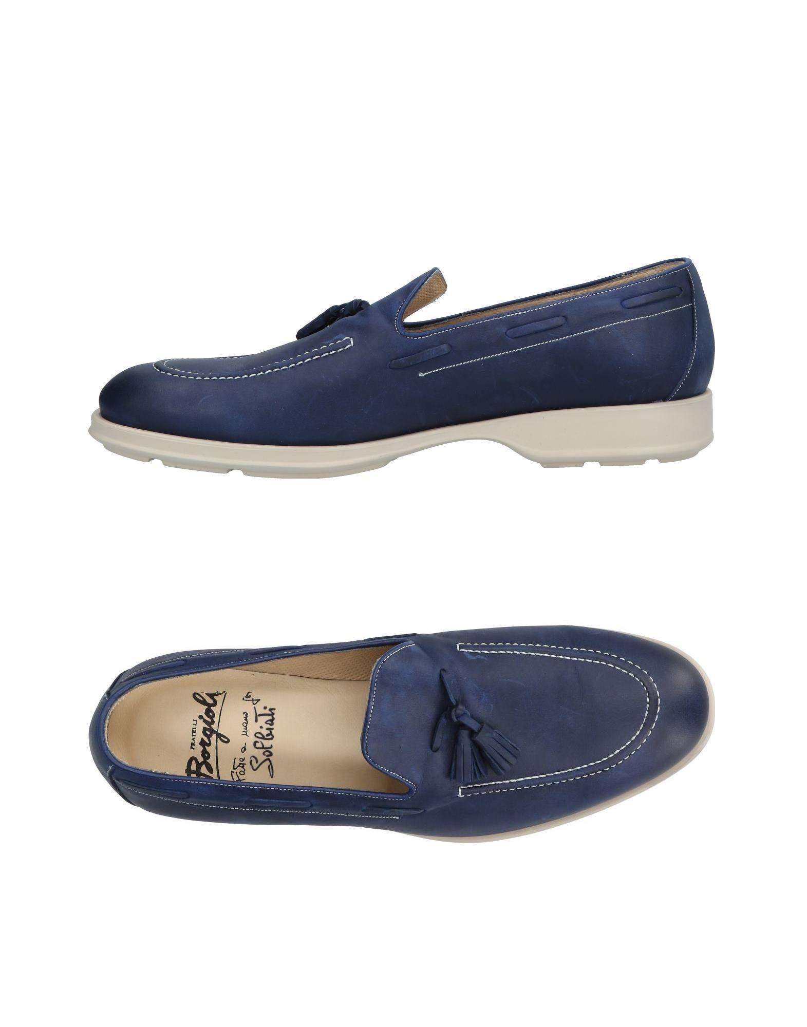 Rabatt Herren echte Schuhe Borgioli Mokassins Herren Rabatt  11429633TH 247ce8