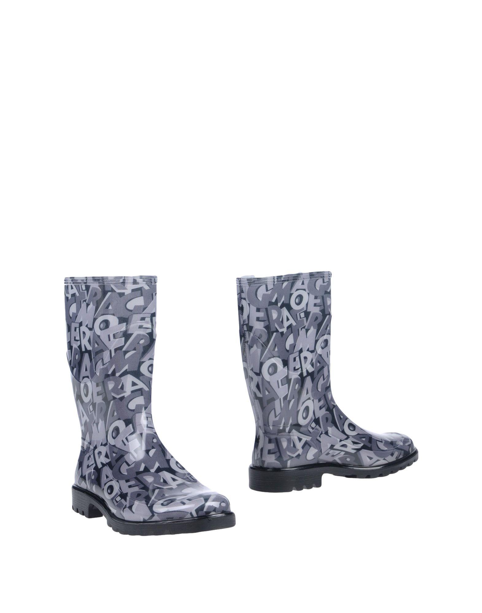 Stilvolle billige Schuhe Salvatore Ferragamo Stiefelette Damen  11429642RG