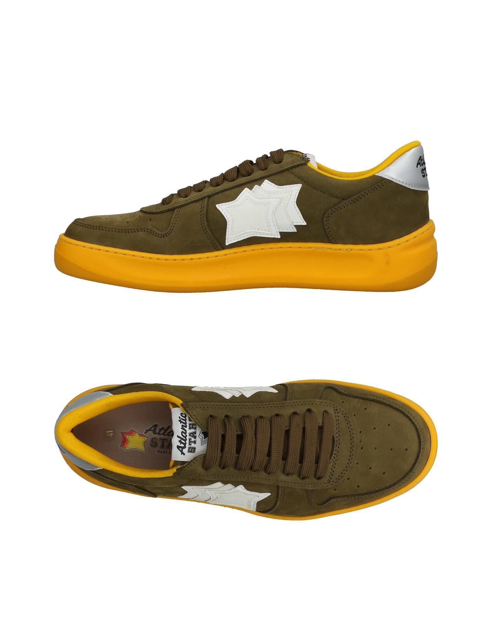Rabatt echte Schuhe Atlantic Stars Sneakers Herren  11429728DR