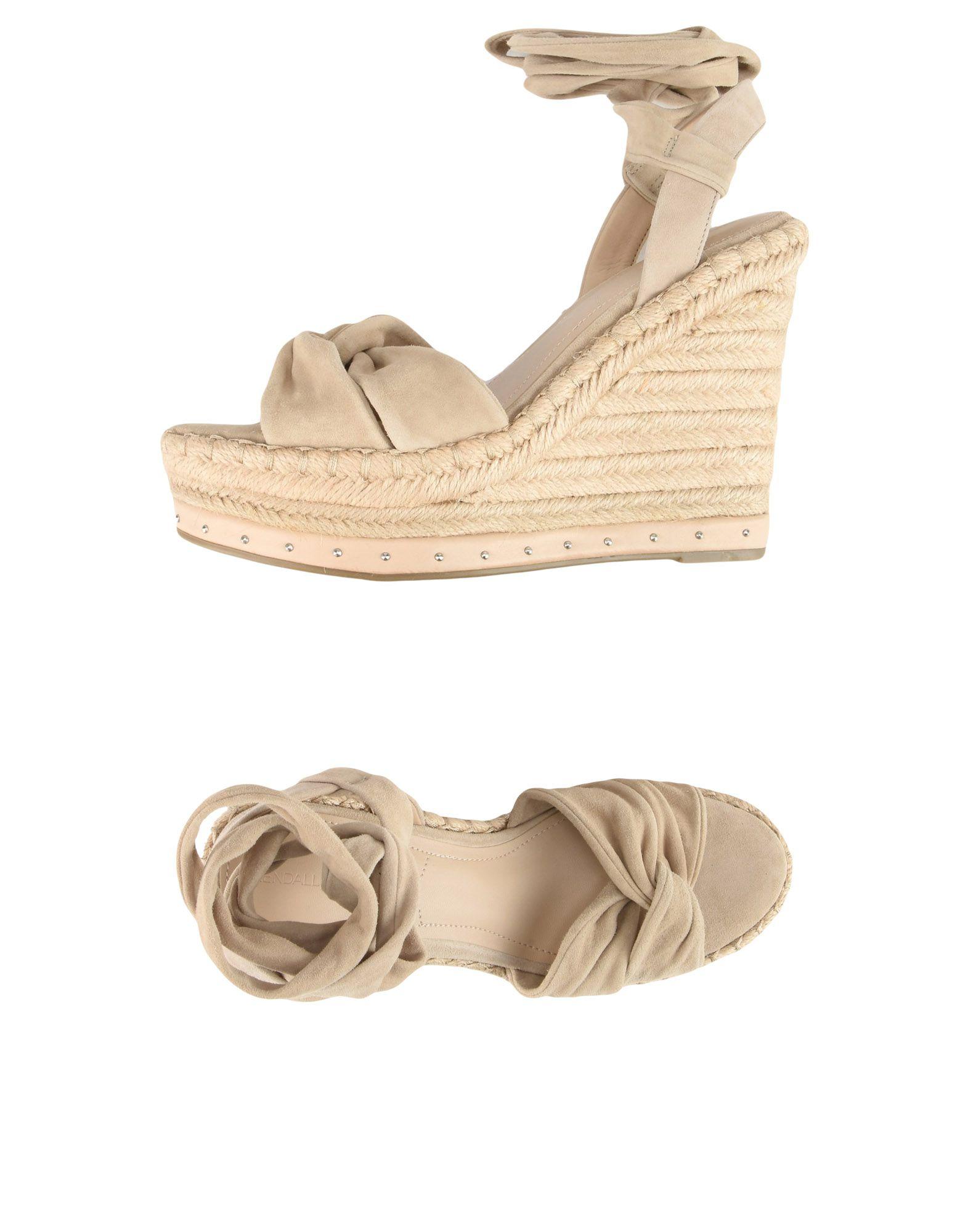 Gut um billige Schuhe zu tragenKendall  + Kylie Sandalen Damen  tragenKendall 11429741HA e50198