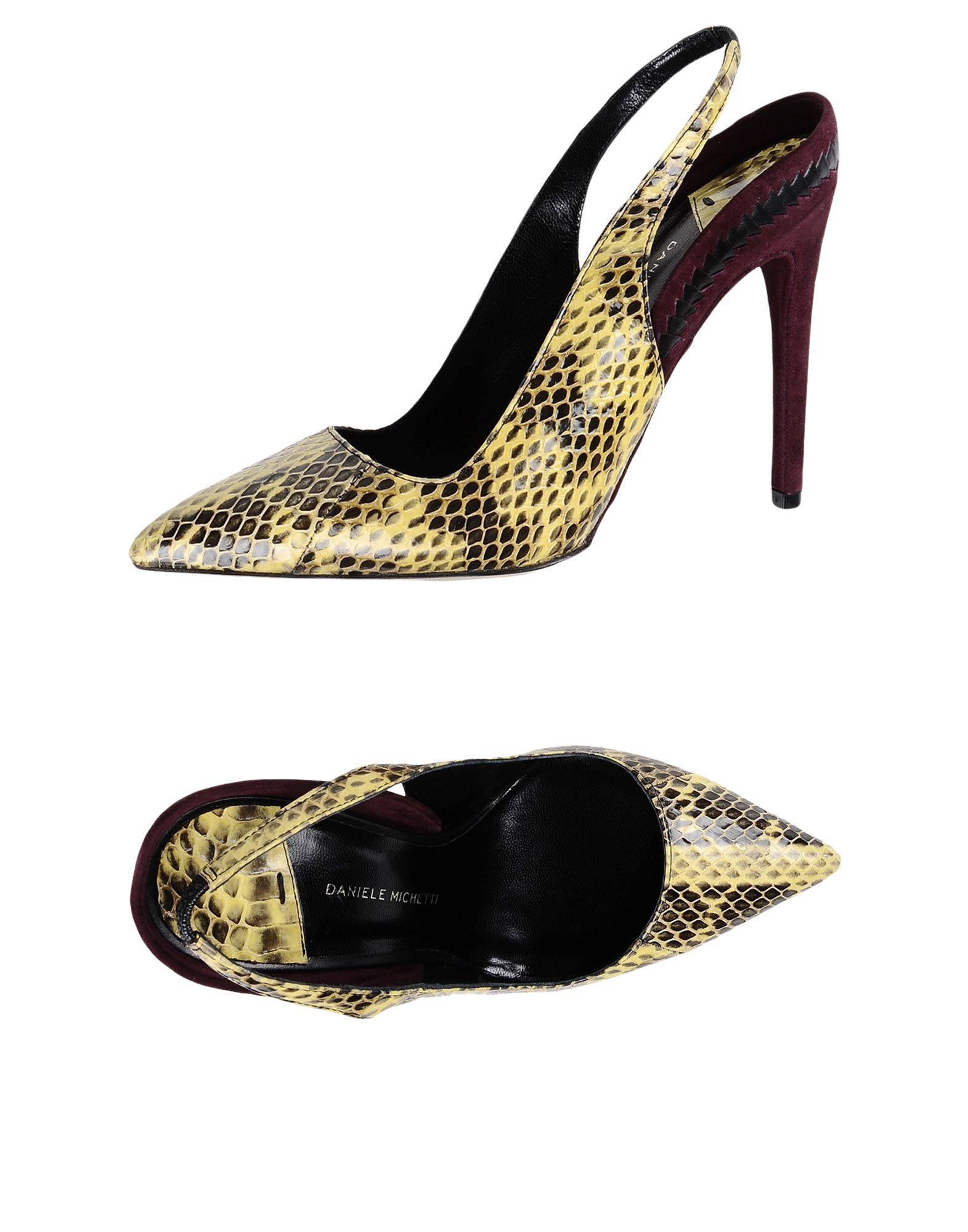 Rabatt Schuhe Daniele Michetti Pumps Damen  11429793AS