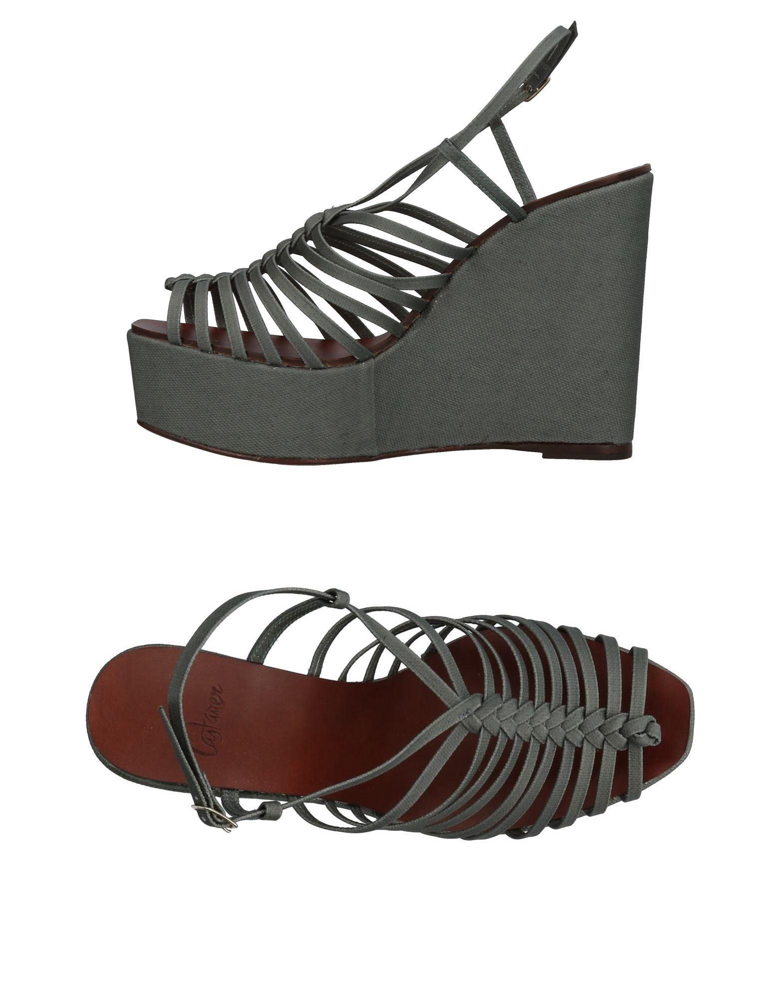 Castañer Sandalen Damen  11429898RD Gute Qualität beliebte Schuhe